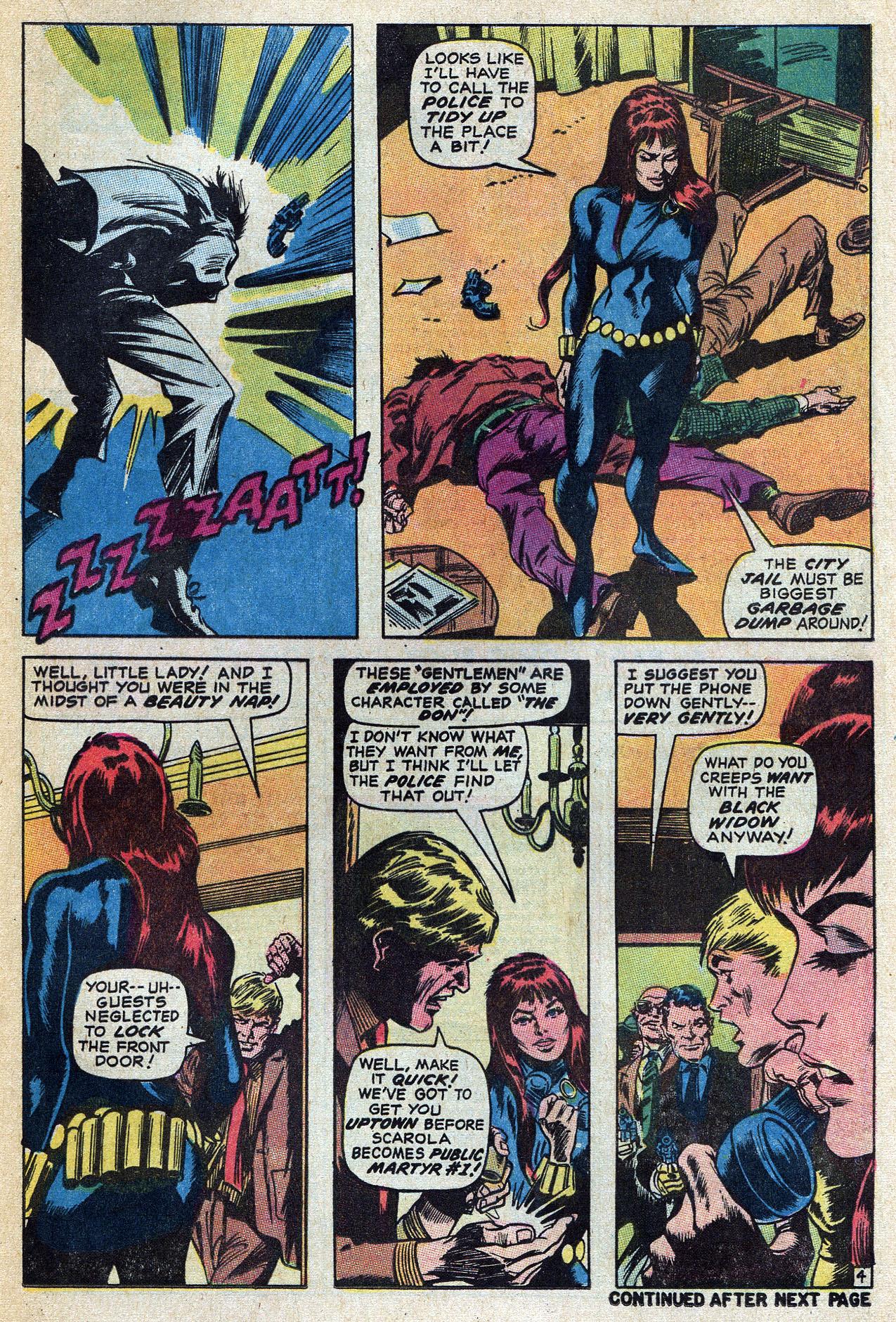 Read online Amazing Adventures (1970) comic -  Issue #4 - 21