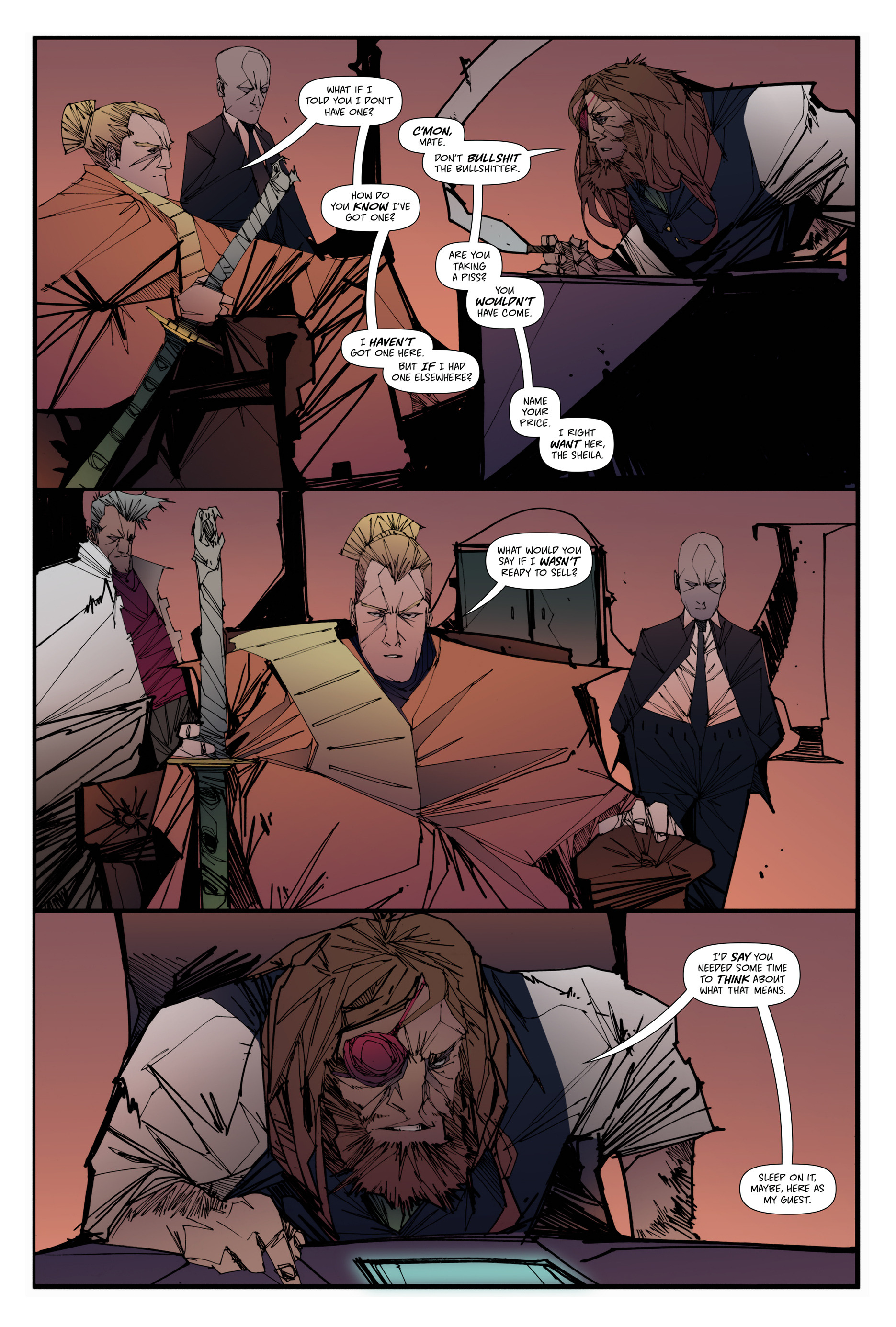 Read online Scrimshaw comic -  Issue #3 - 26