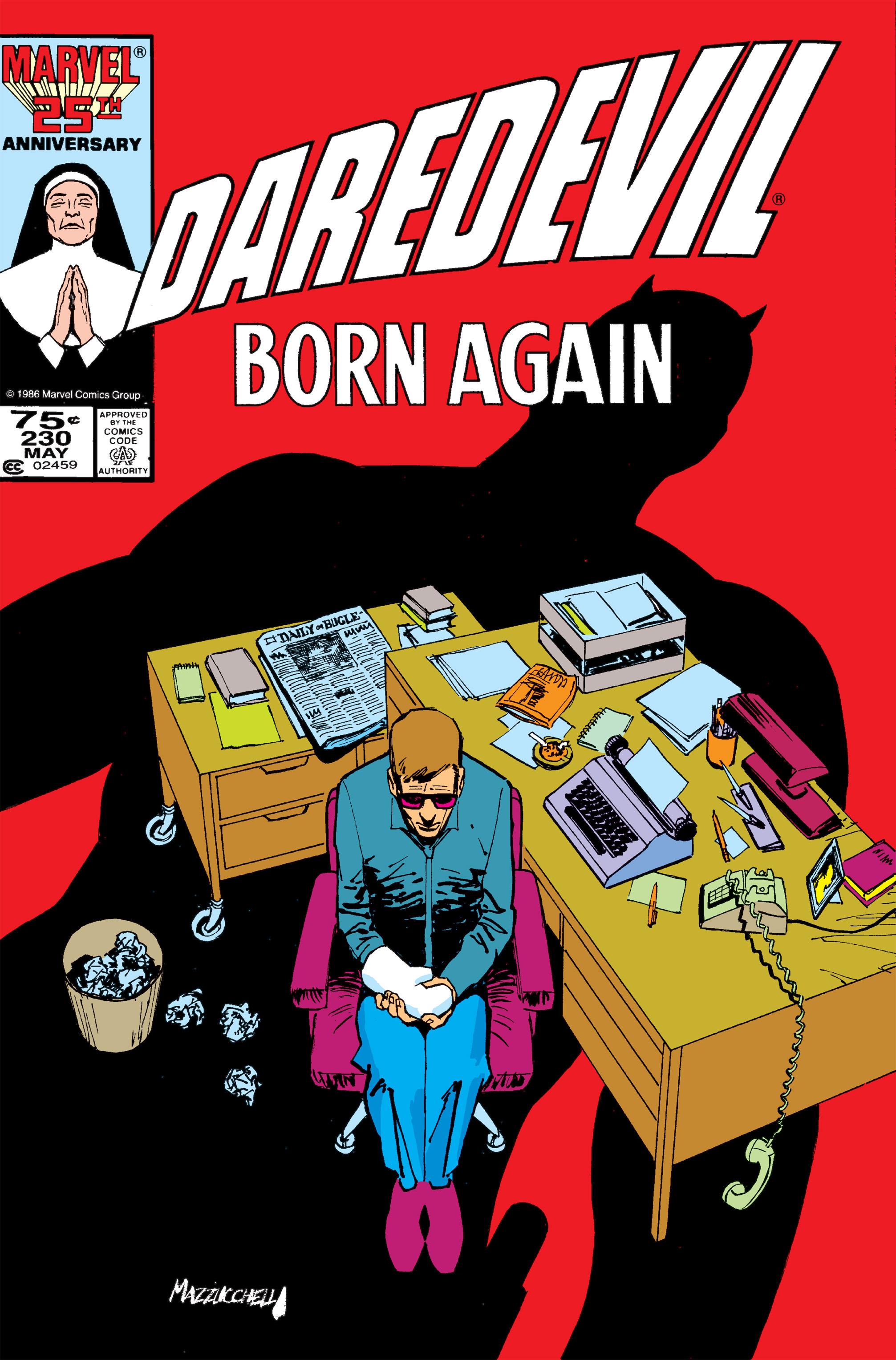 Read online Daredevil: Born Again comic -  Issue # Full - 99