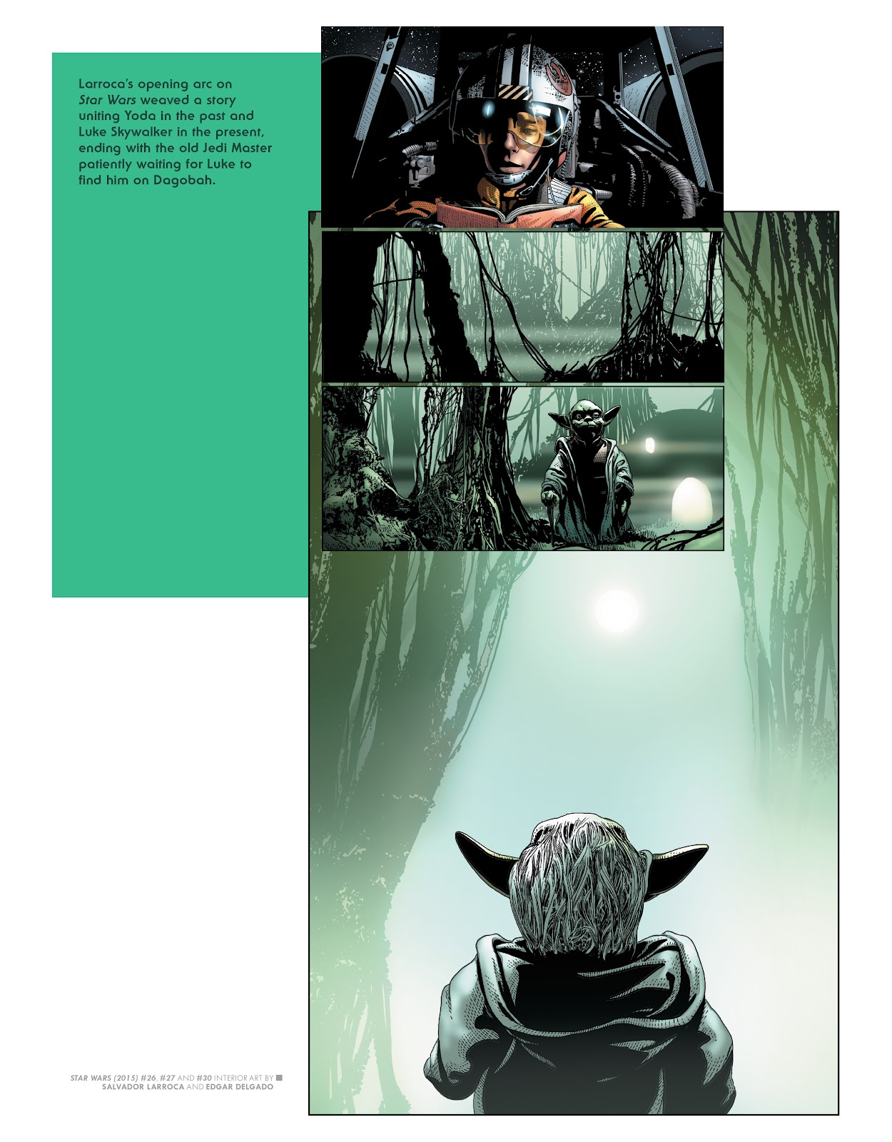 Read online The Marvel Art of Star Wars comic -  Issue # TPB (Part 2) - 11