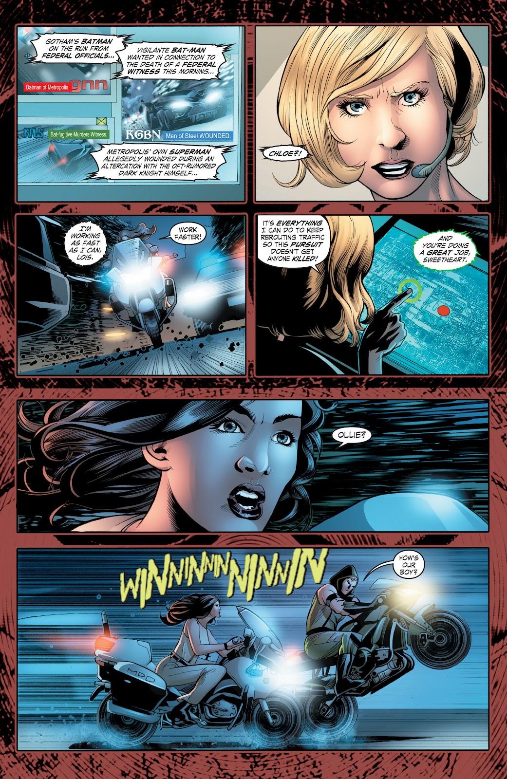Read online Smallville Season 11 [II] comic -  Issue # TPB 2 - 93