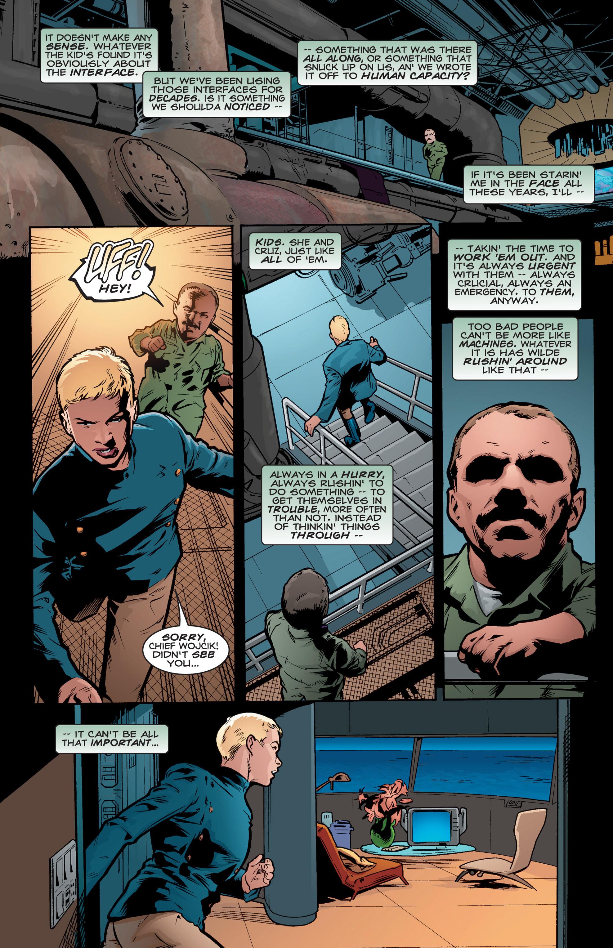 Read online Shockrockets comic -  Issue # TPB - 99