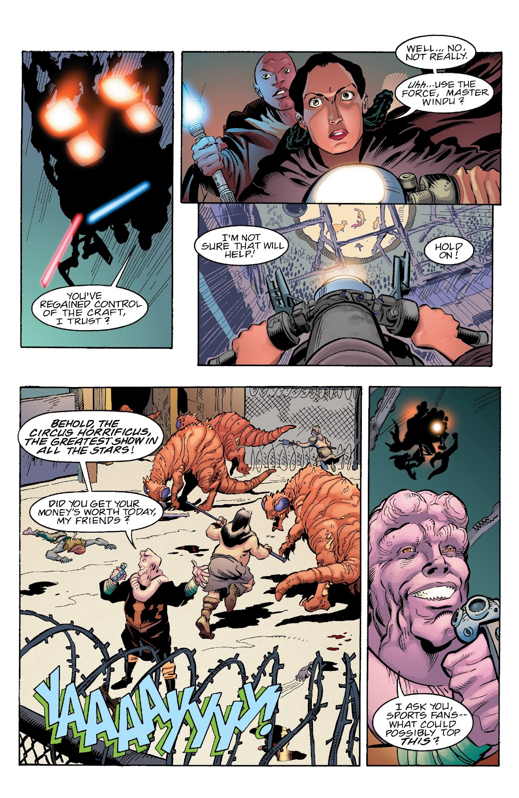 Read online Star Wars Legends Epic Collection: The Menace Revealed comic -  Issue # TPB (Part 4) - 64
