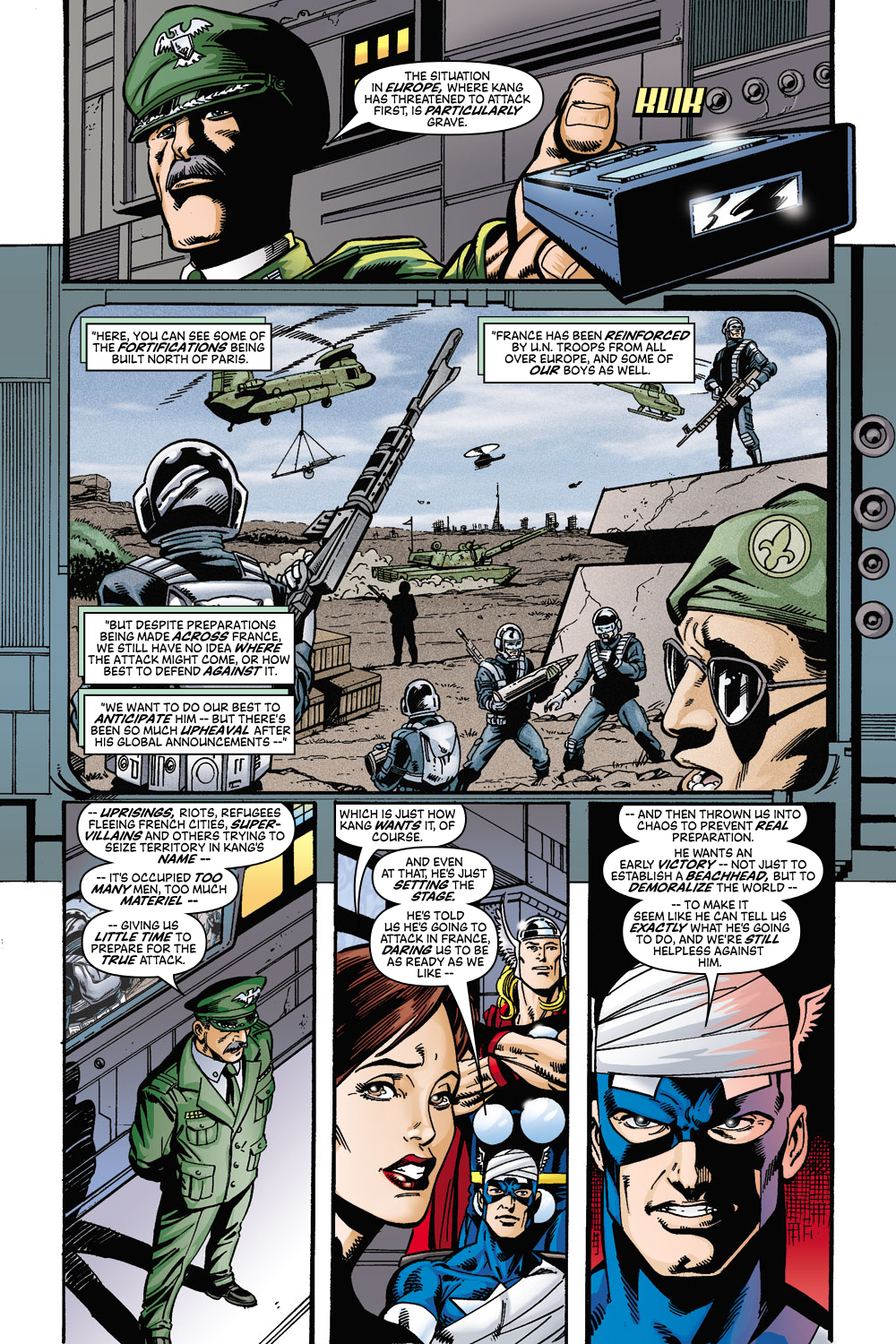 Read online Avengers (1998) comic -  Issue #45 - 7
