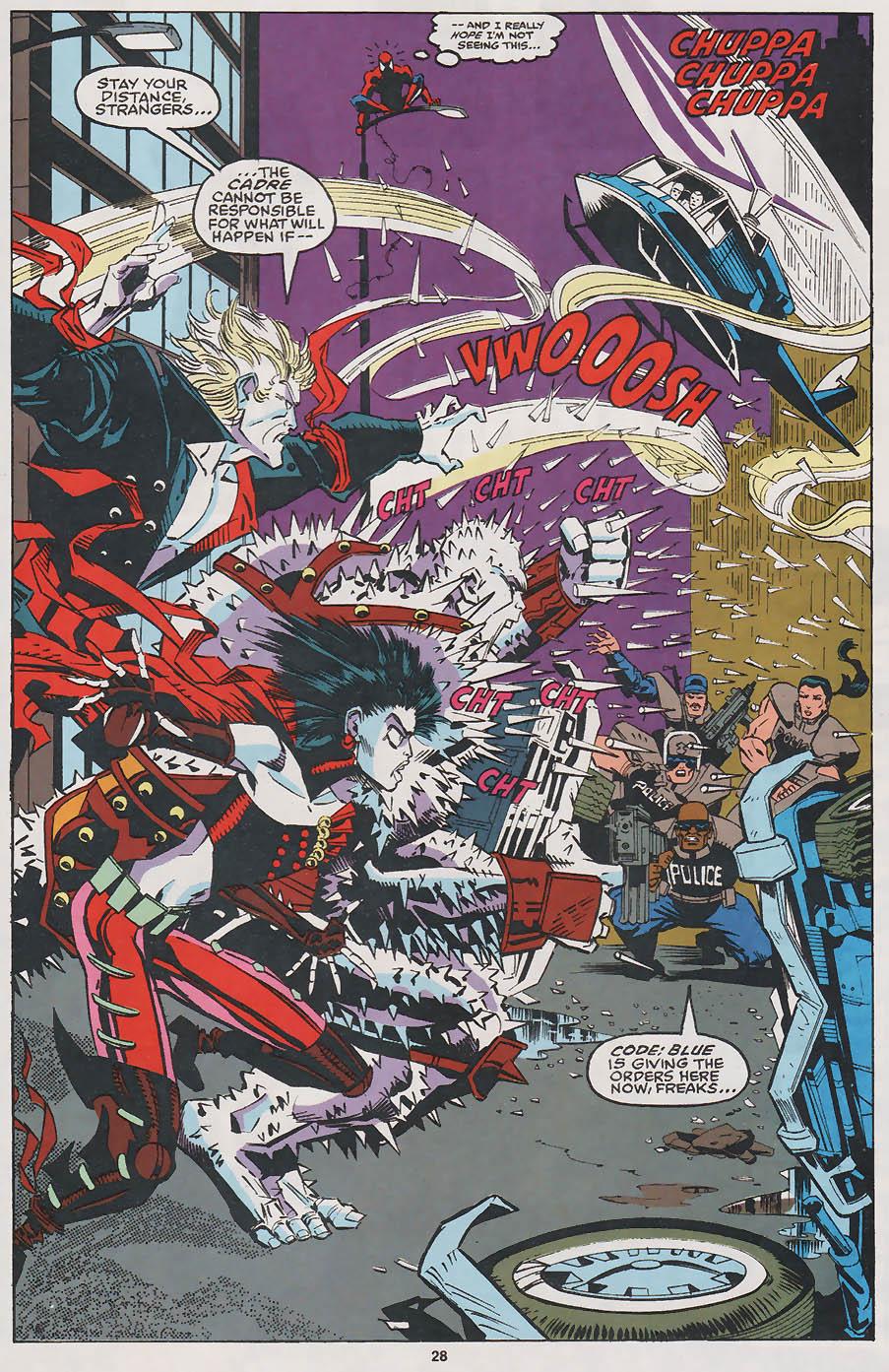 Web of Spider-Man (1985) _Annual 9 #9 - English 20