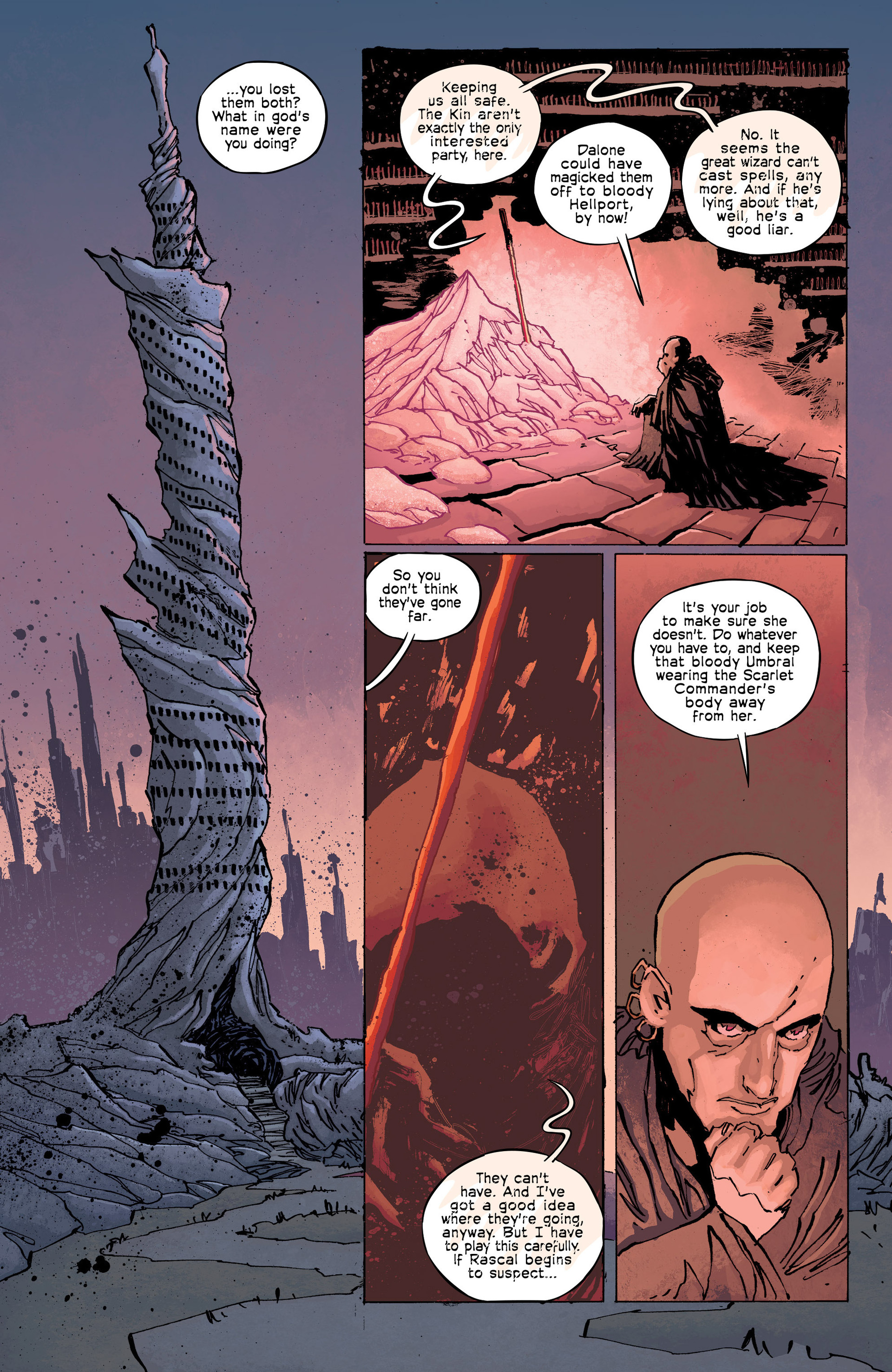 Read online Umbral comic -  Issue #9 - 3