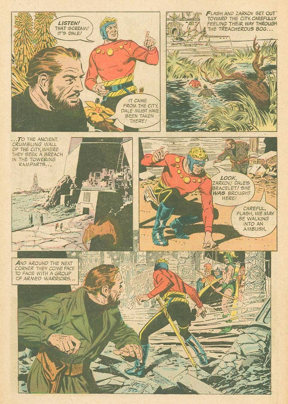 Flash Gordon (1966) issue 4 - Page 6