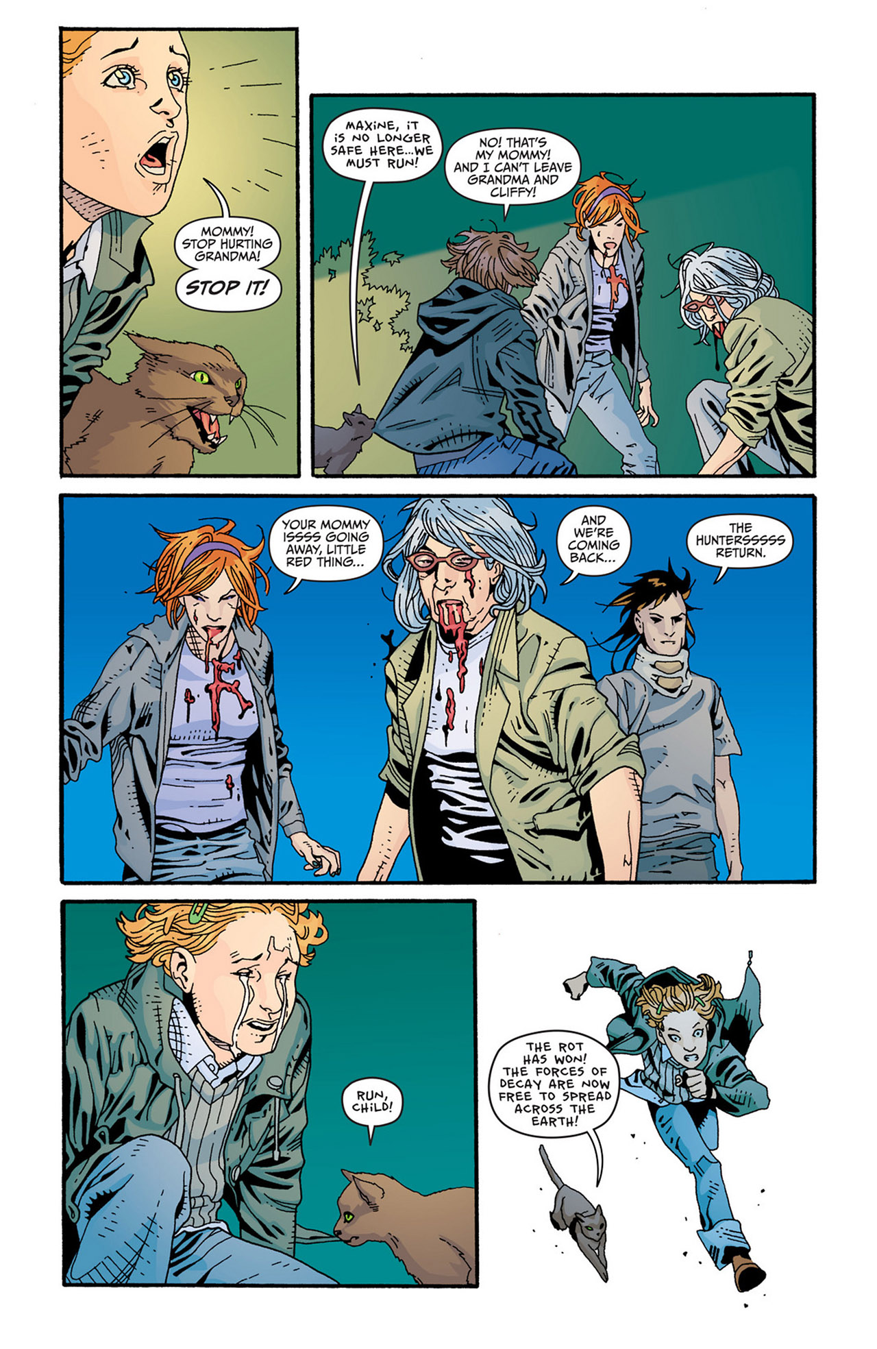 Read online Animal Man (2011) comic -  Issue #14 - 3