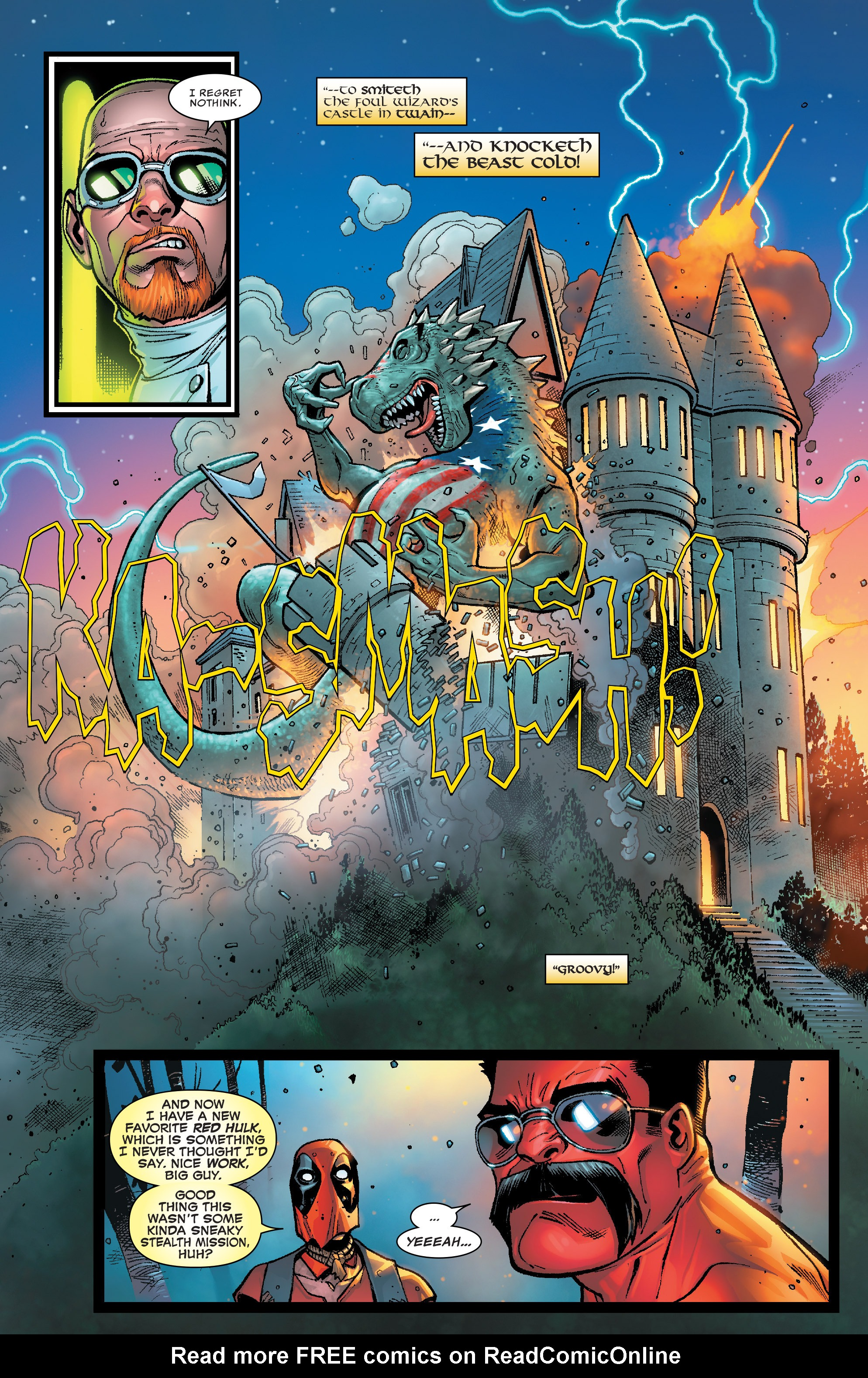 Read online U.S.Avengers comic -  Issue #4 - 21