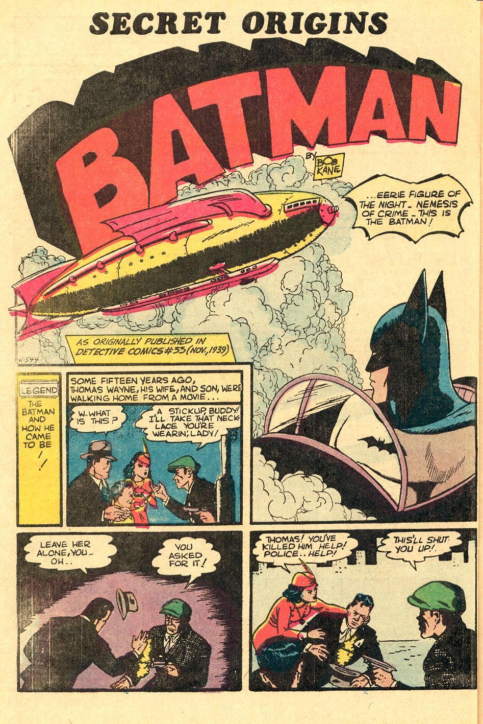 Read online Secret Origins (1973) comic -  Issue #1 - 4