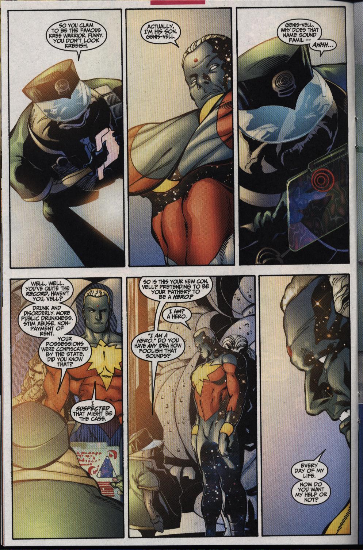 Captain Marvel (1999) Issue #33 #34 - English 9