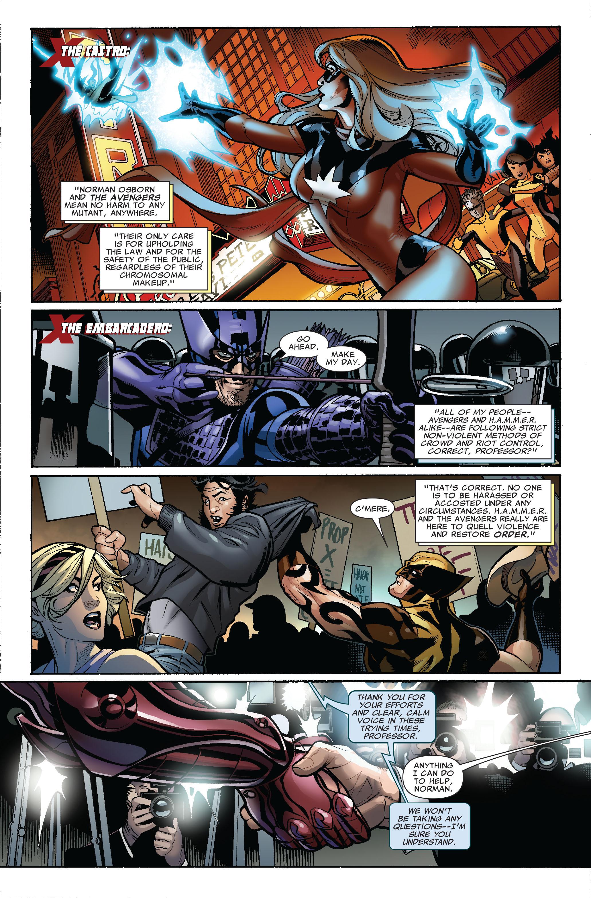Read online Uncanny X-Men (1963) comic -  Issue #513 - 5