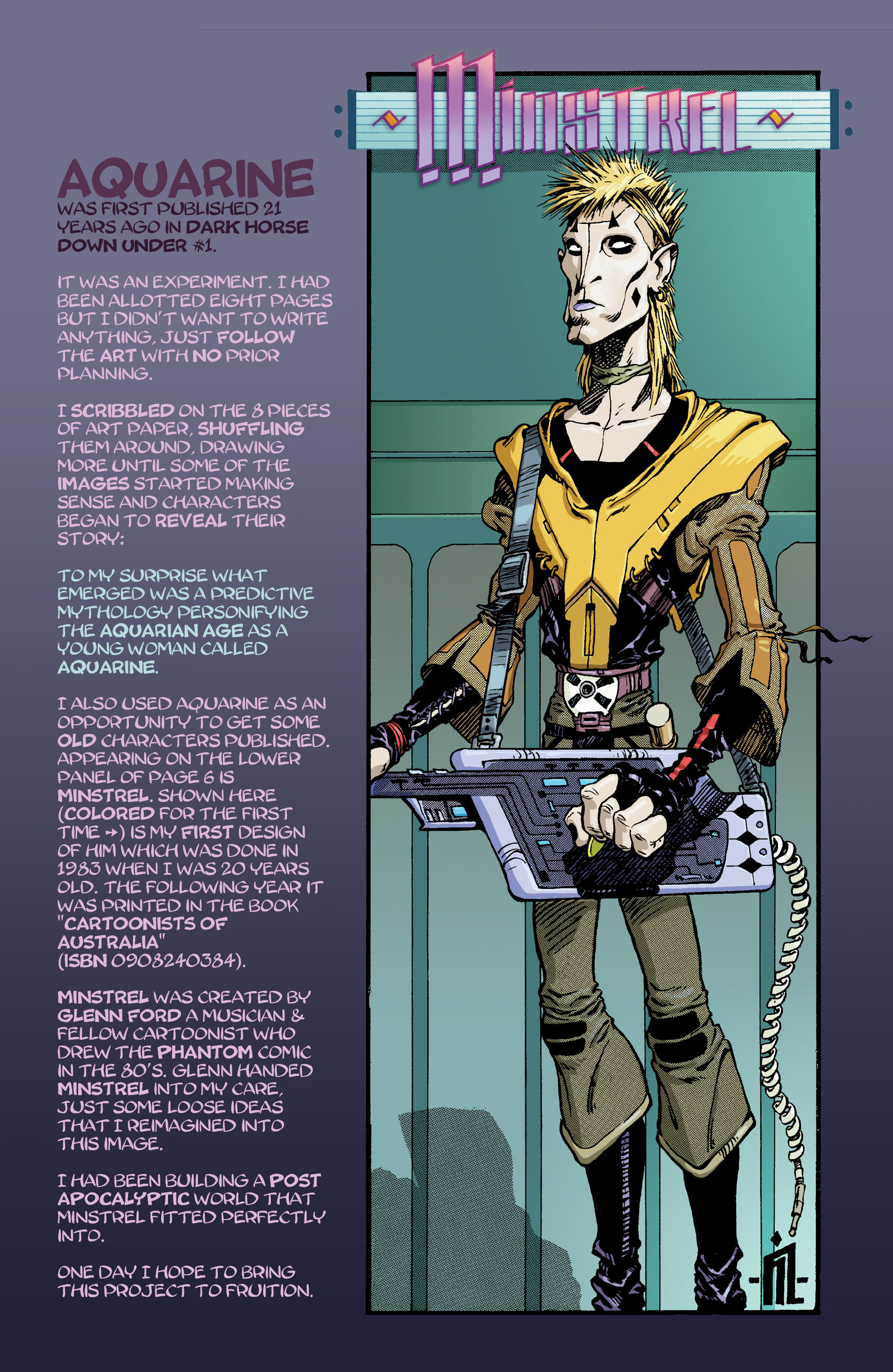 Read online 8House comic -  Issue #5 - 31