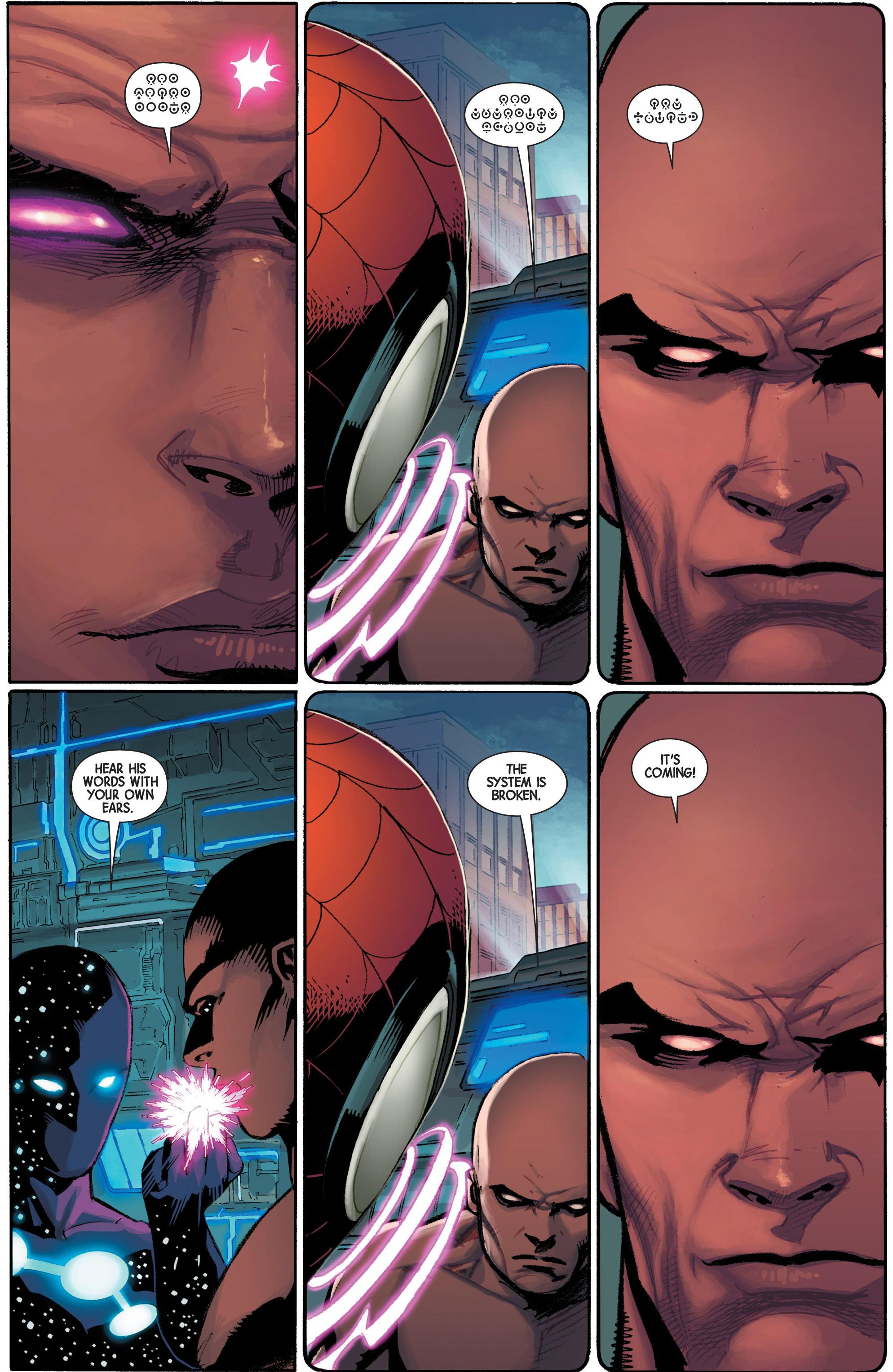Read online Avengers (2013) comic -  Issue #Avengers (2013) _TPB 1 - 147