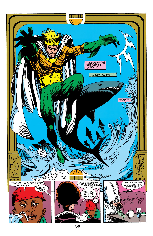 Read online Aquaman (1991) comic -  Issue #13 - 13