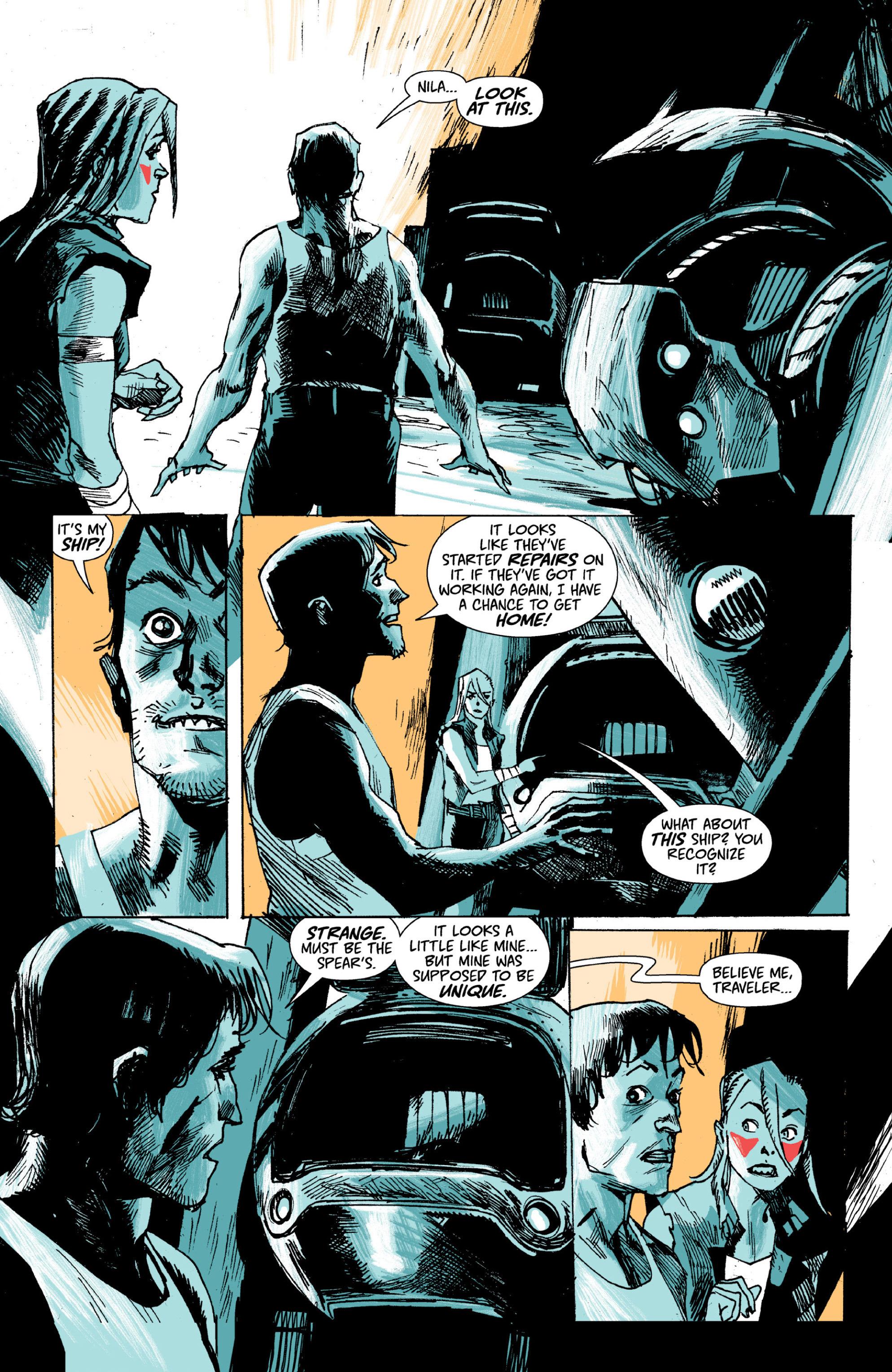 Read online Ei8ht comic -  Issue # TPB - 71