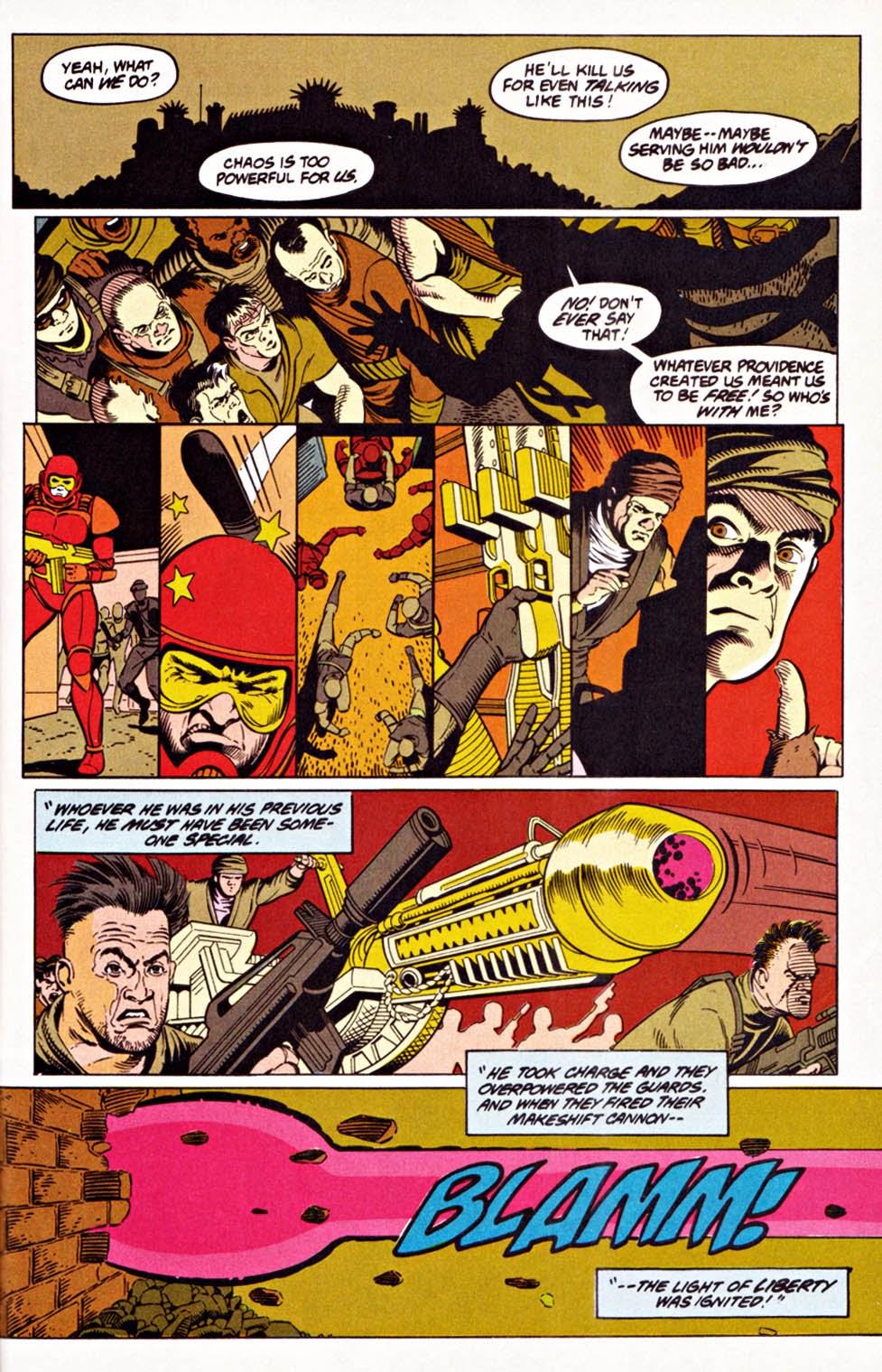 Read online Team Titans comic -  Issue #1e - 36