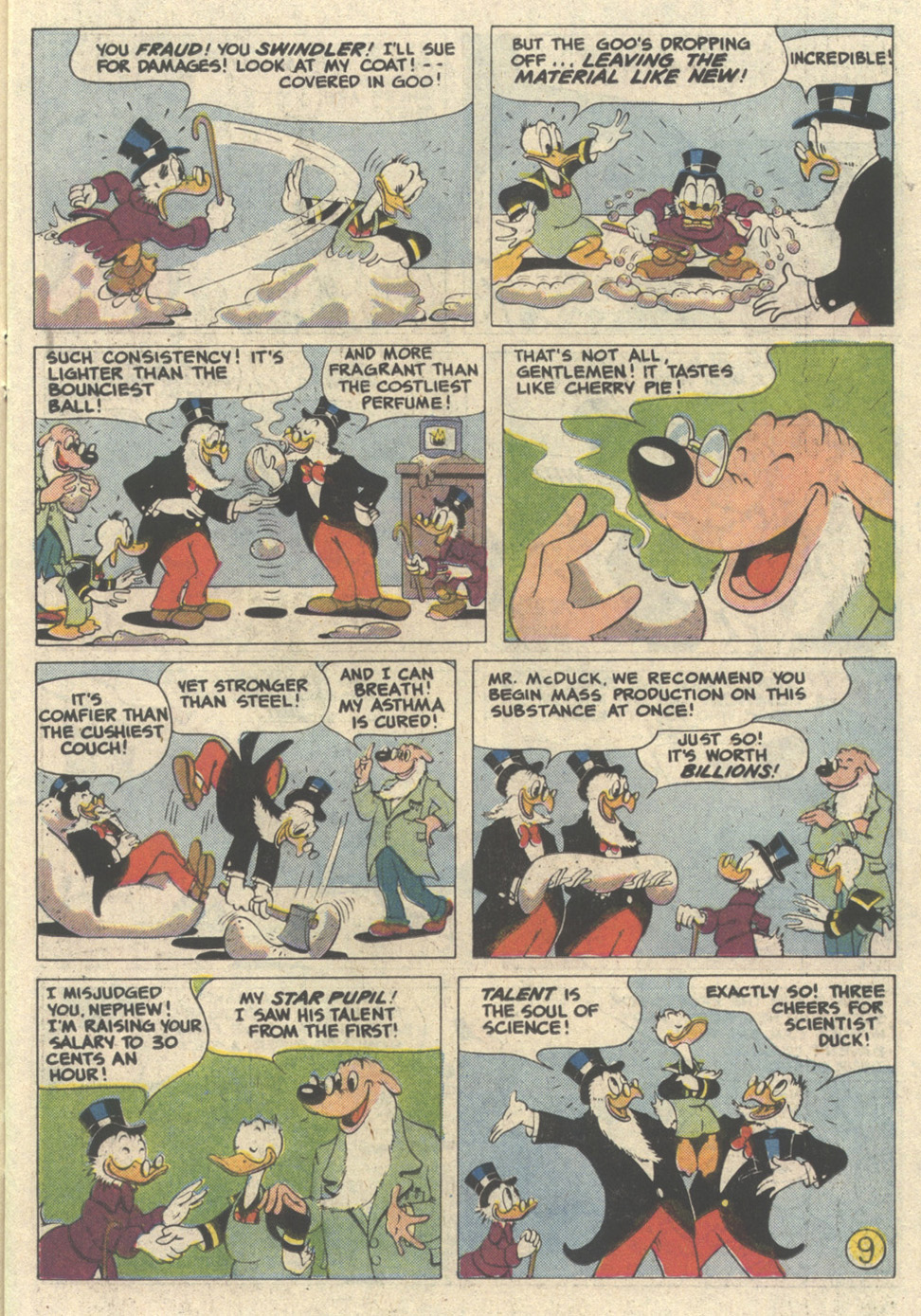 Walt Disney's Donald Duck (1986) issue 249 - Page 11