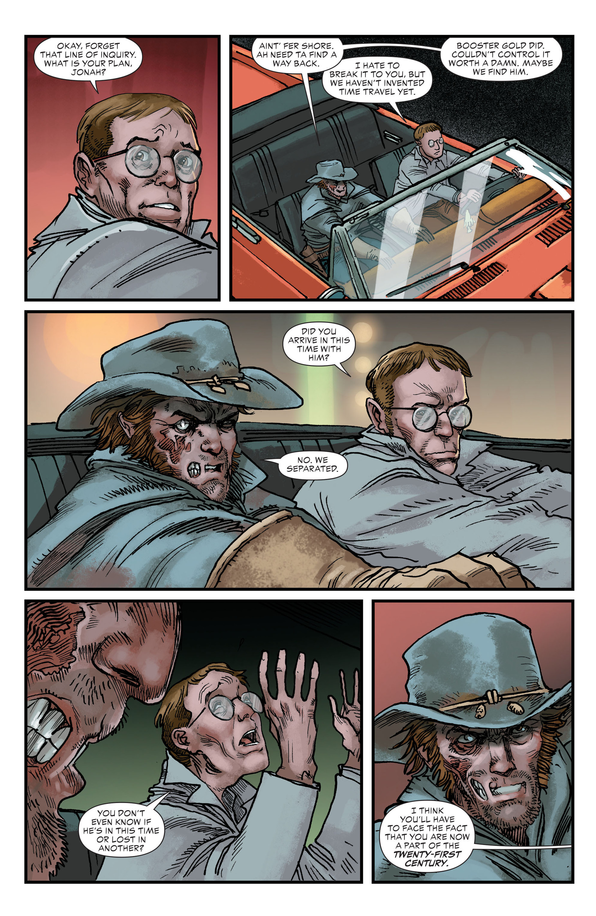 Read online All-Star Western (2011) comic -  Issue #23 - 6