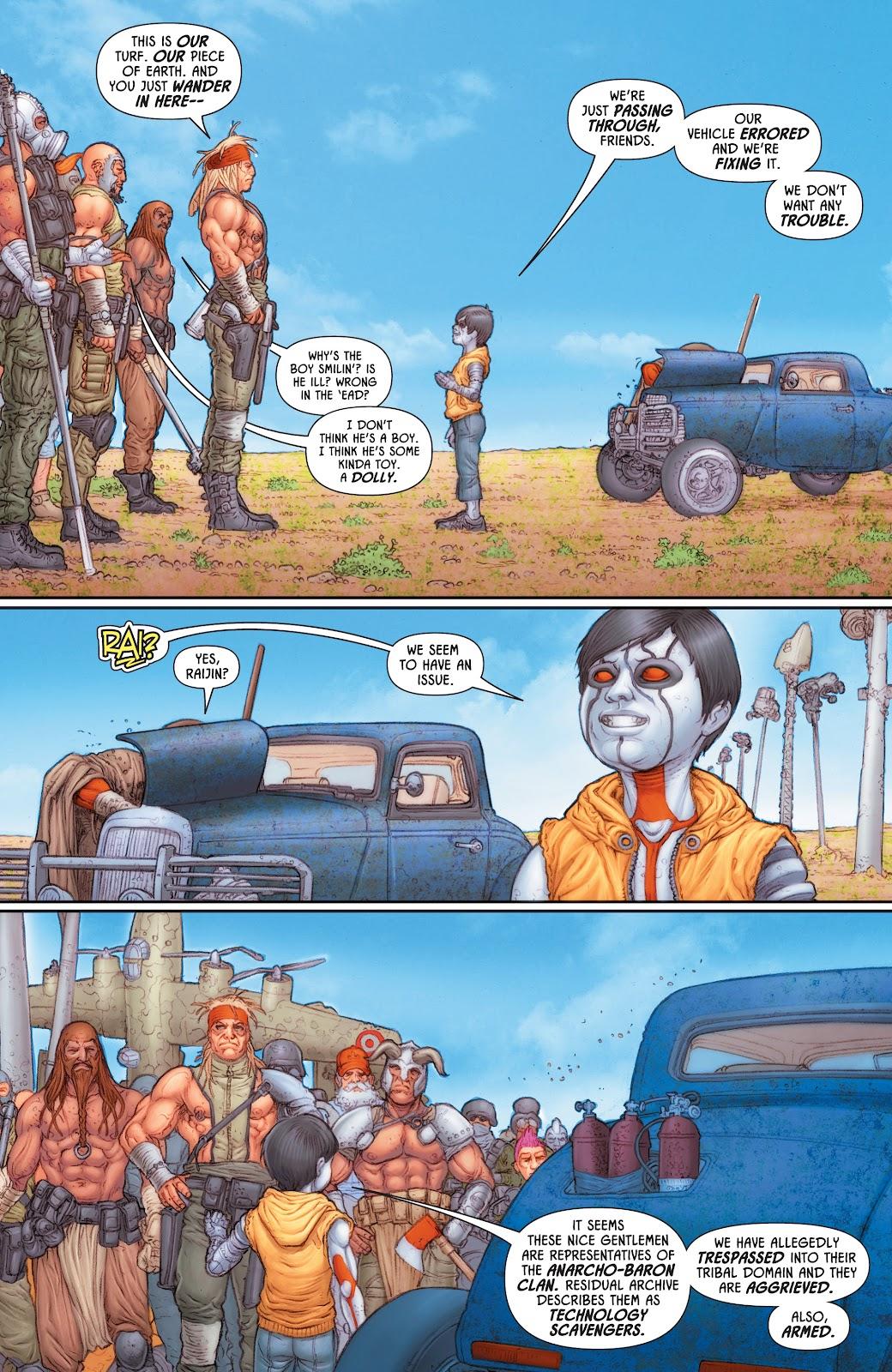 Read online Bloodshot (2019) comic -  Issue #1 - 25