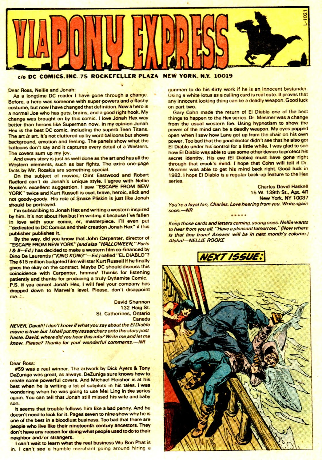 Jonah Hex (1977) 62 Page 27