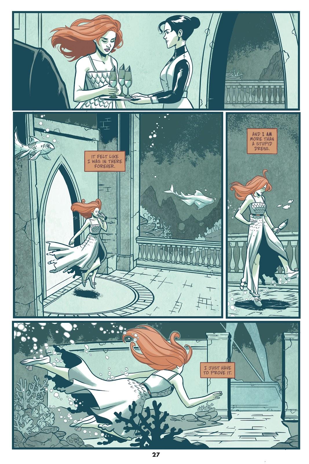 Read online Mera: Tidebreaker comic -  Issue # TPB (Part 1) - 27