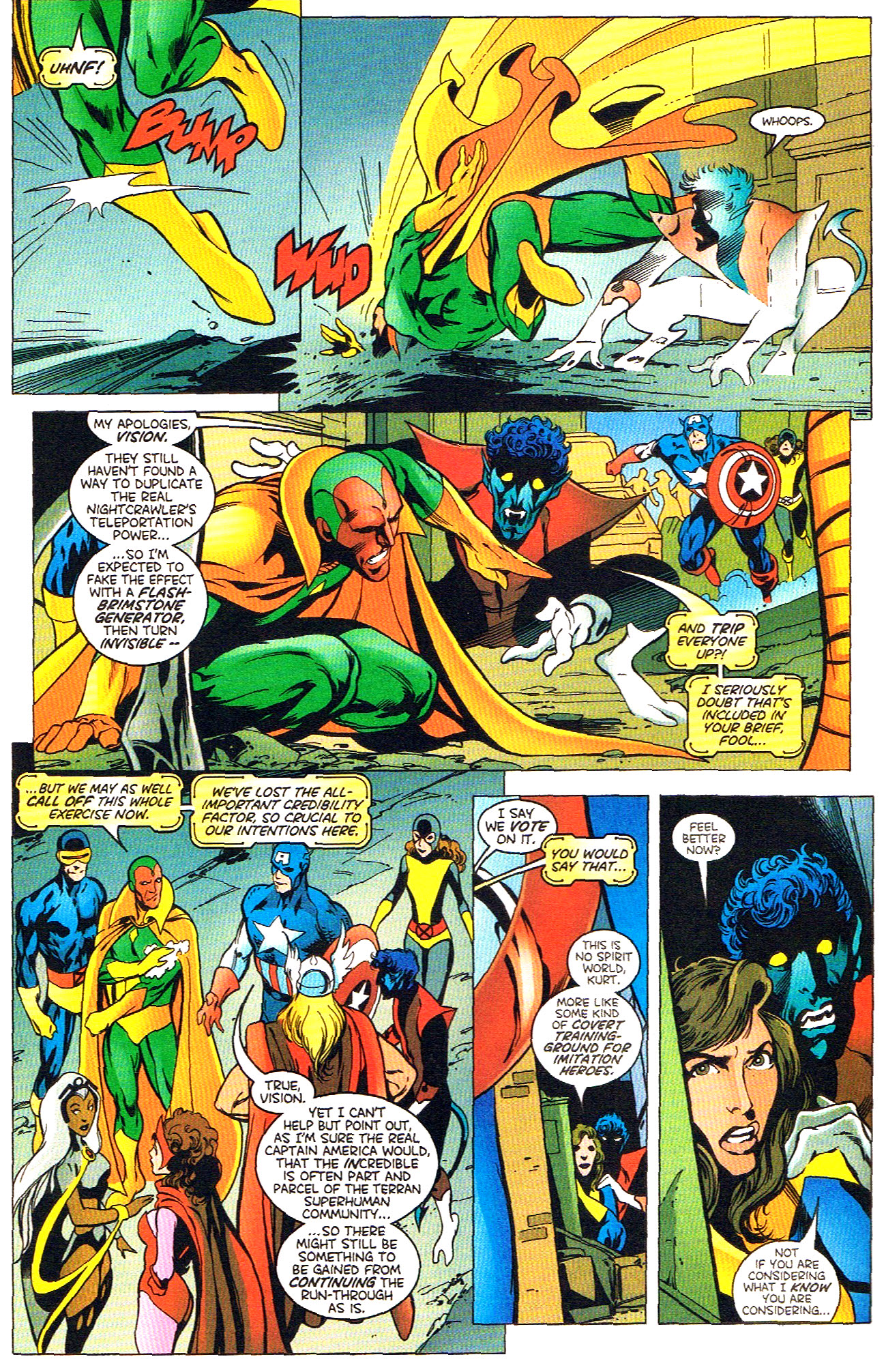 X-Men (1991) 89 Page 13
