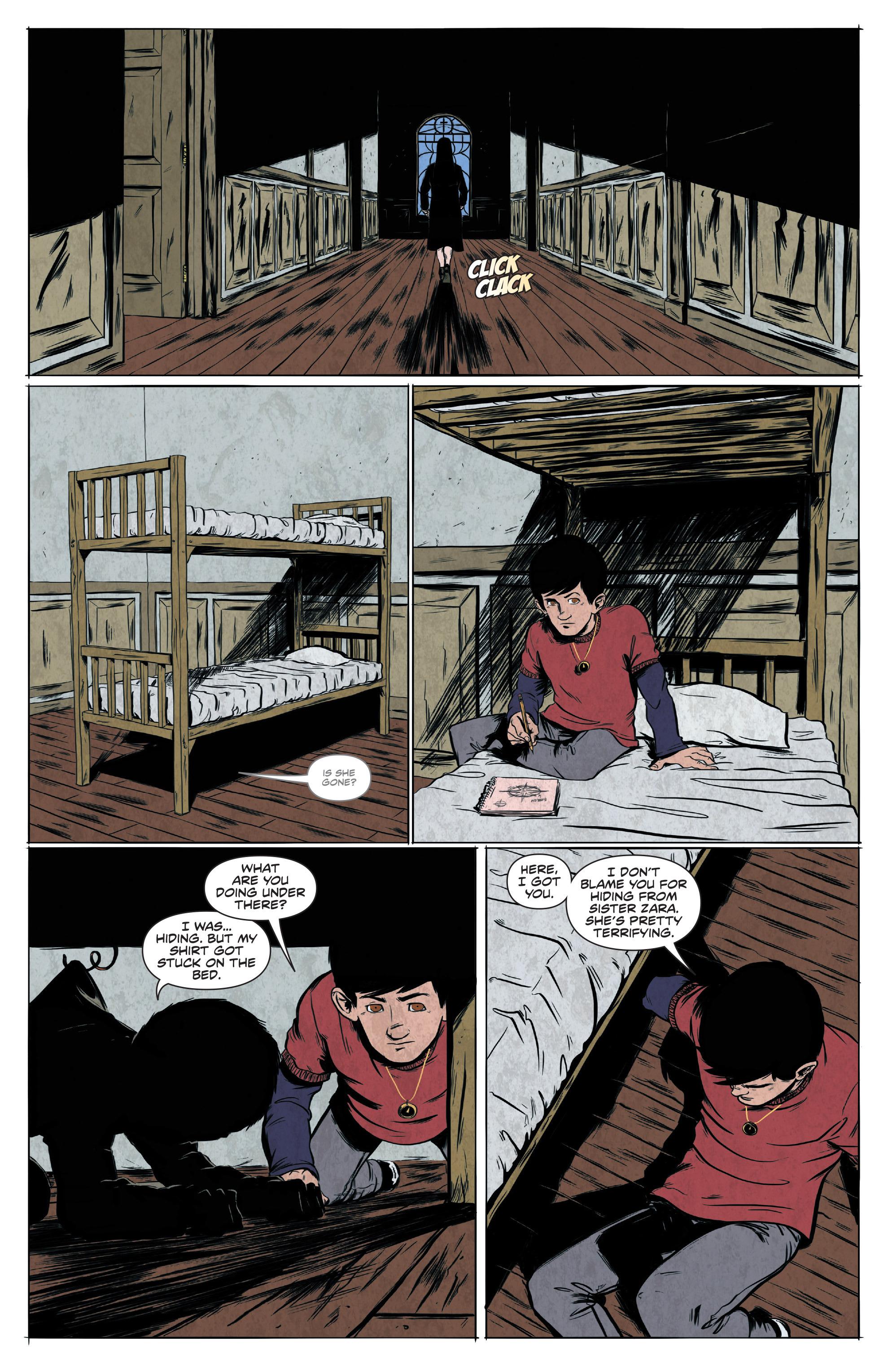 Read online Translucid comic -  Issue #5 - 13