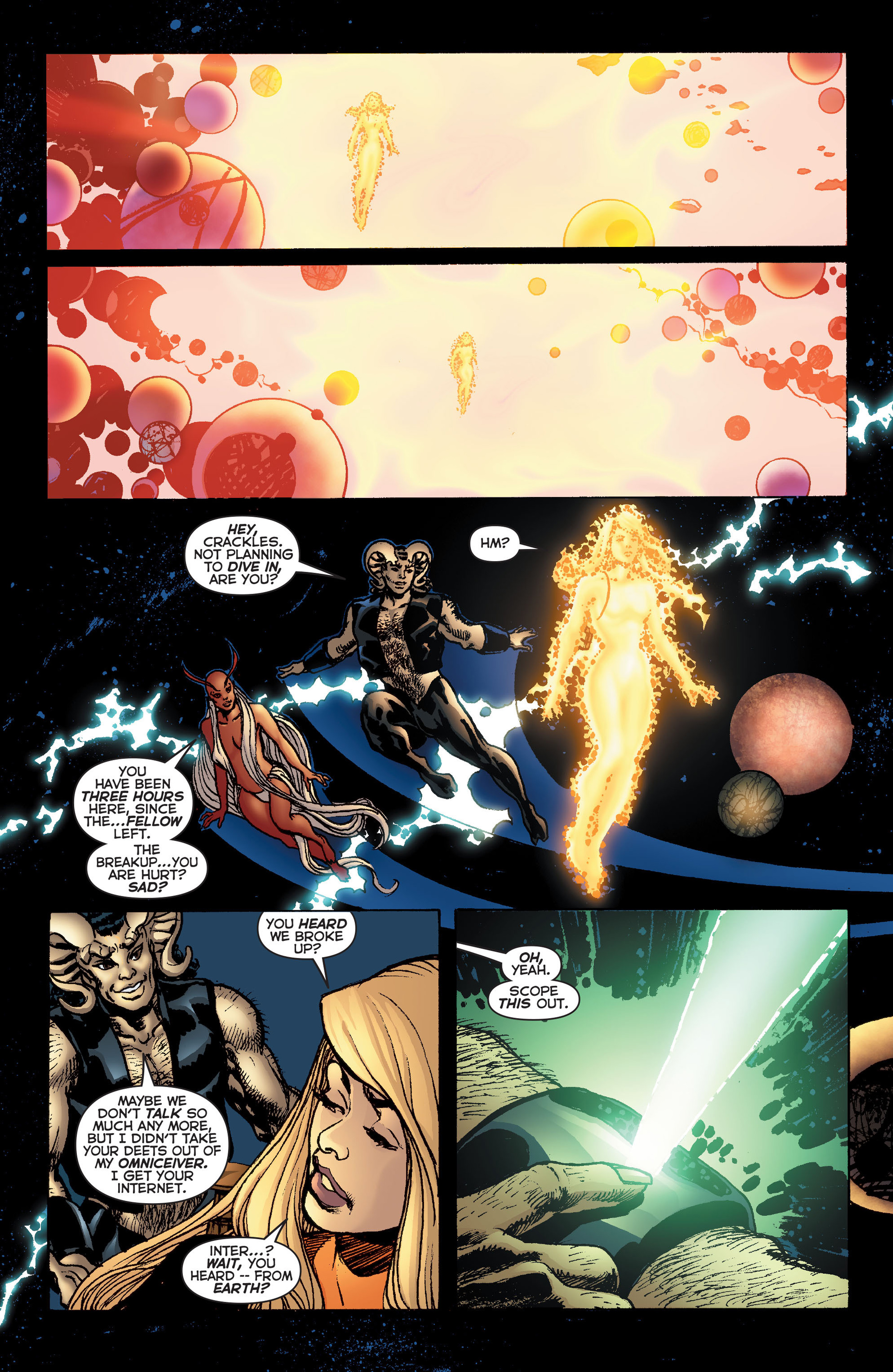 Read online Astro City: Astra Special comic -  Issue #2 - 24