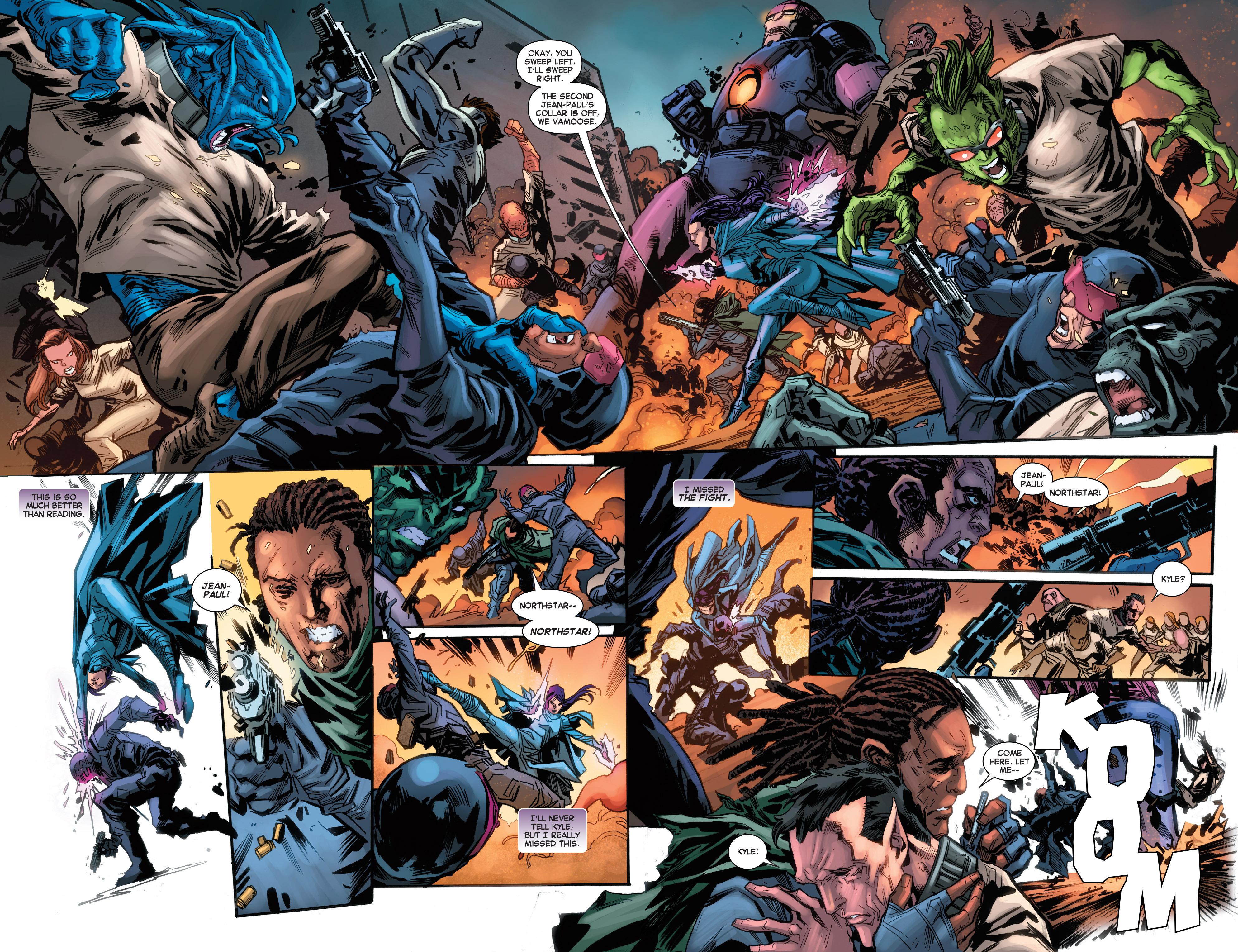 Read online Secret Wars Journal comic -  Issue #4 - 17