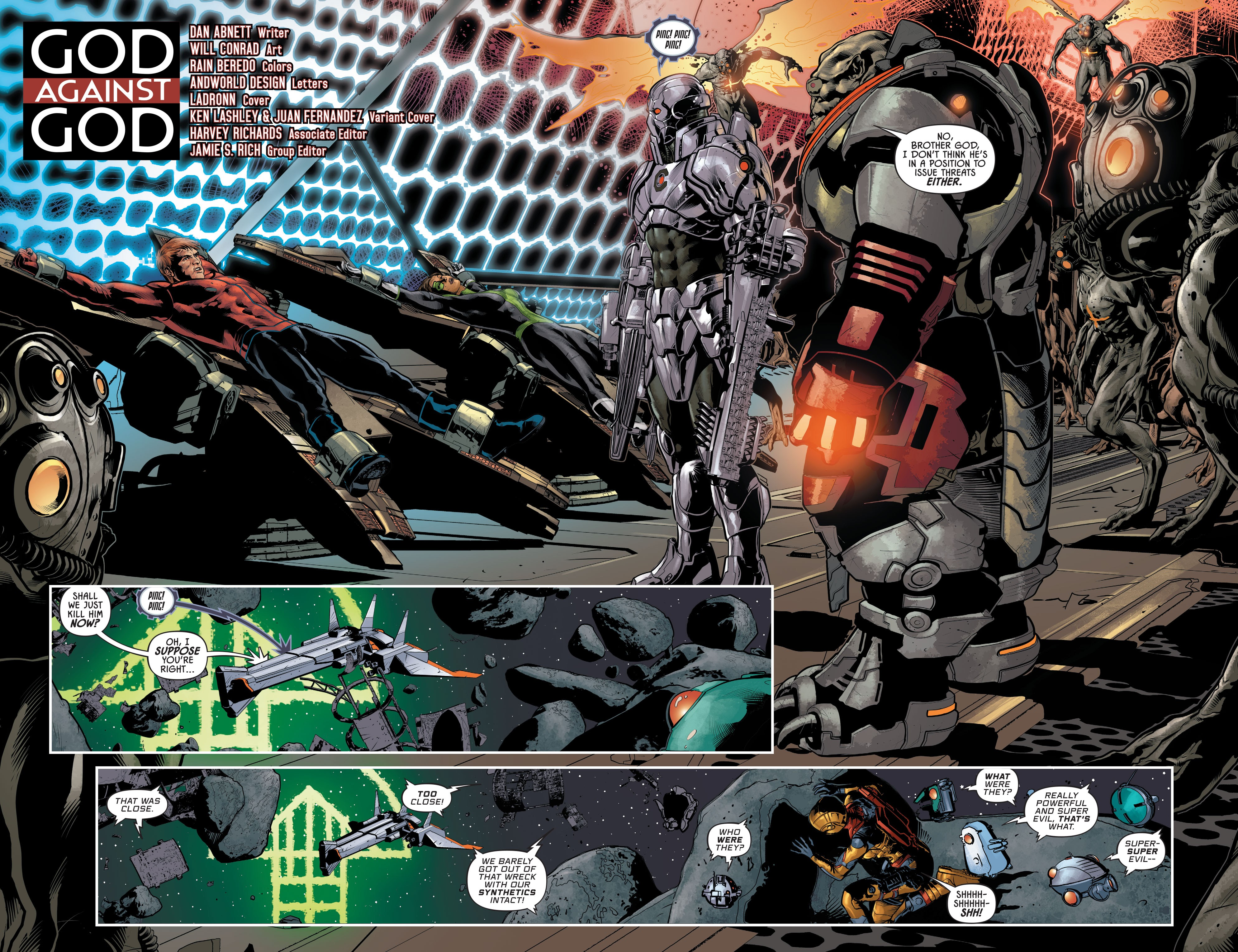 Justice League Odyssey #17 #17 - English 4