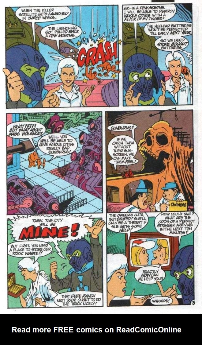 Read online Scooby-Doo (1995) comic -  Issue #5 - 4