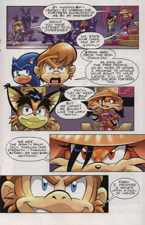 Read online Sonic Universe comic -  Issue #15 - 15