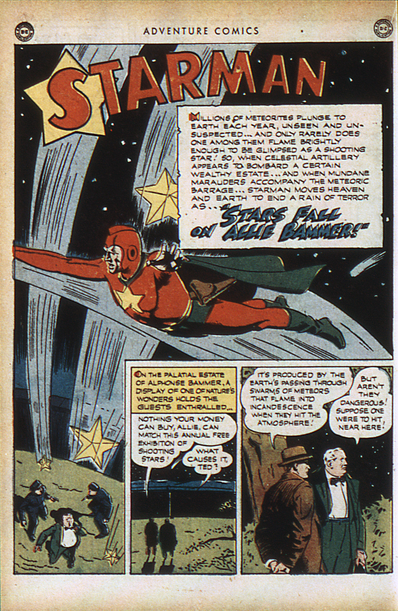 Read online Adventure Comics (1938) comic -  Issue #94 - 25
