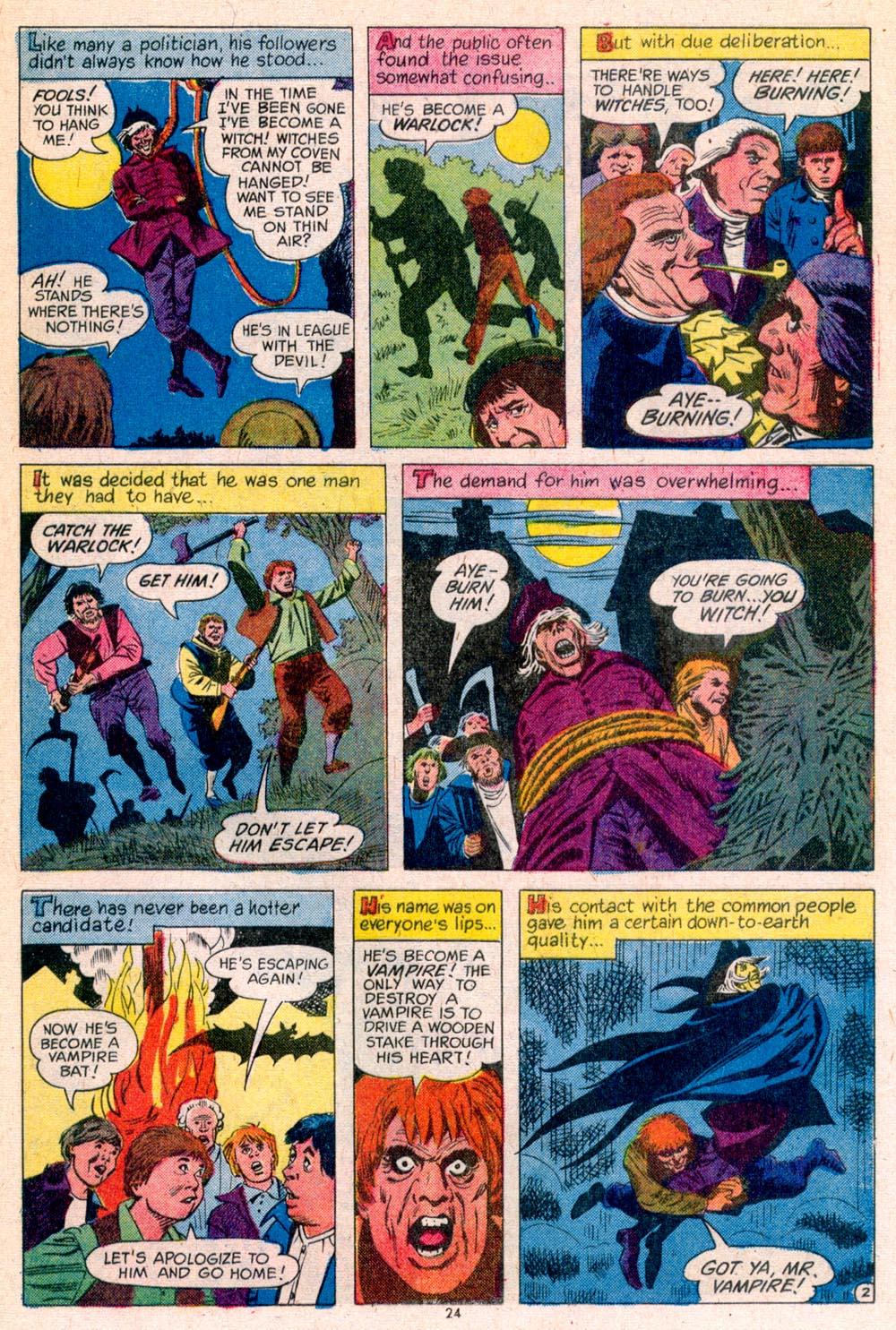 Read online Plop! comic -  Issue #5 - 25