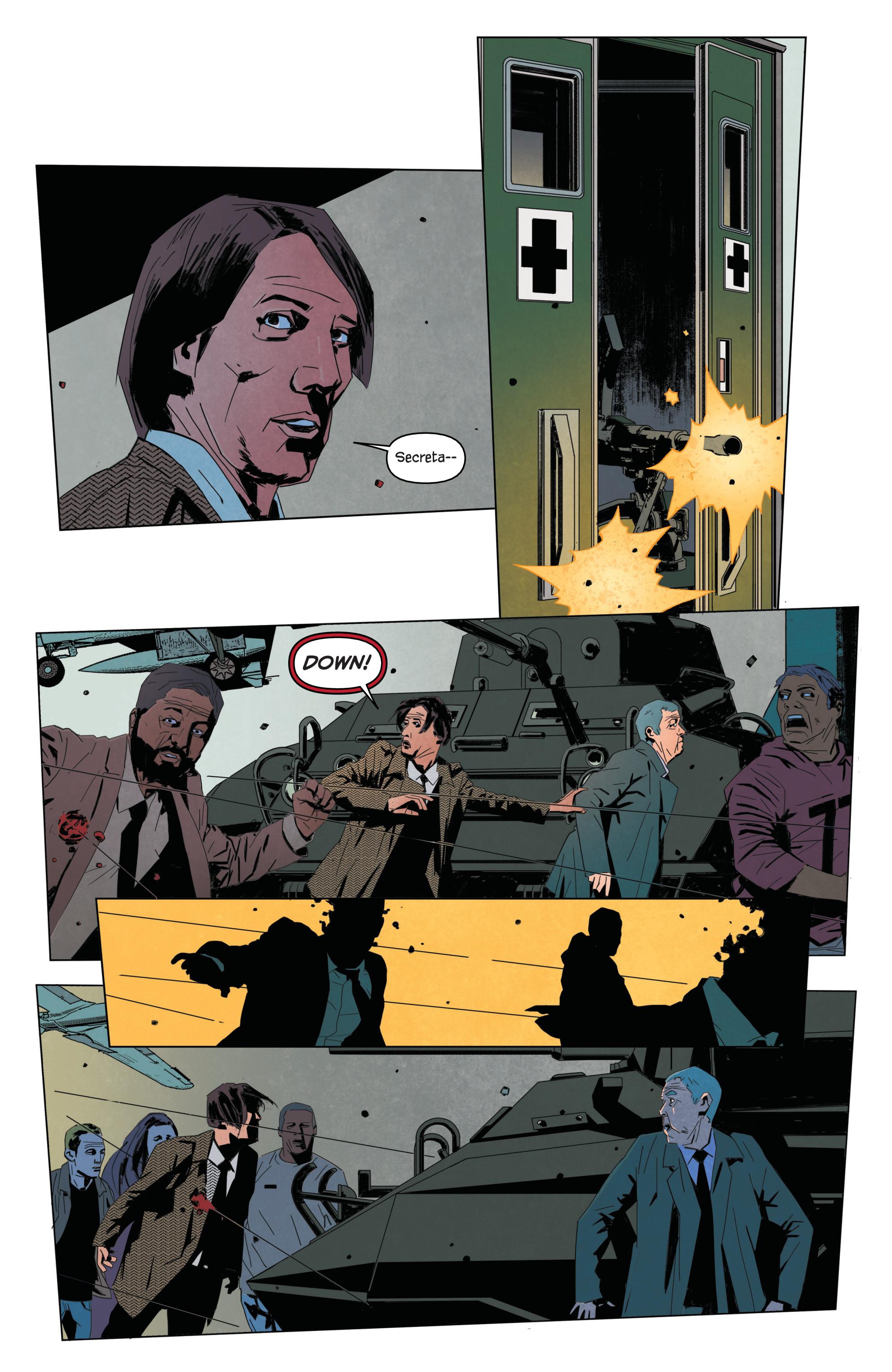 Read online James Bond: Service comic -  Issue # Full - 28