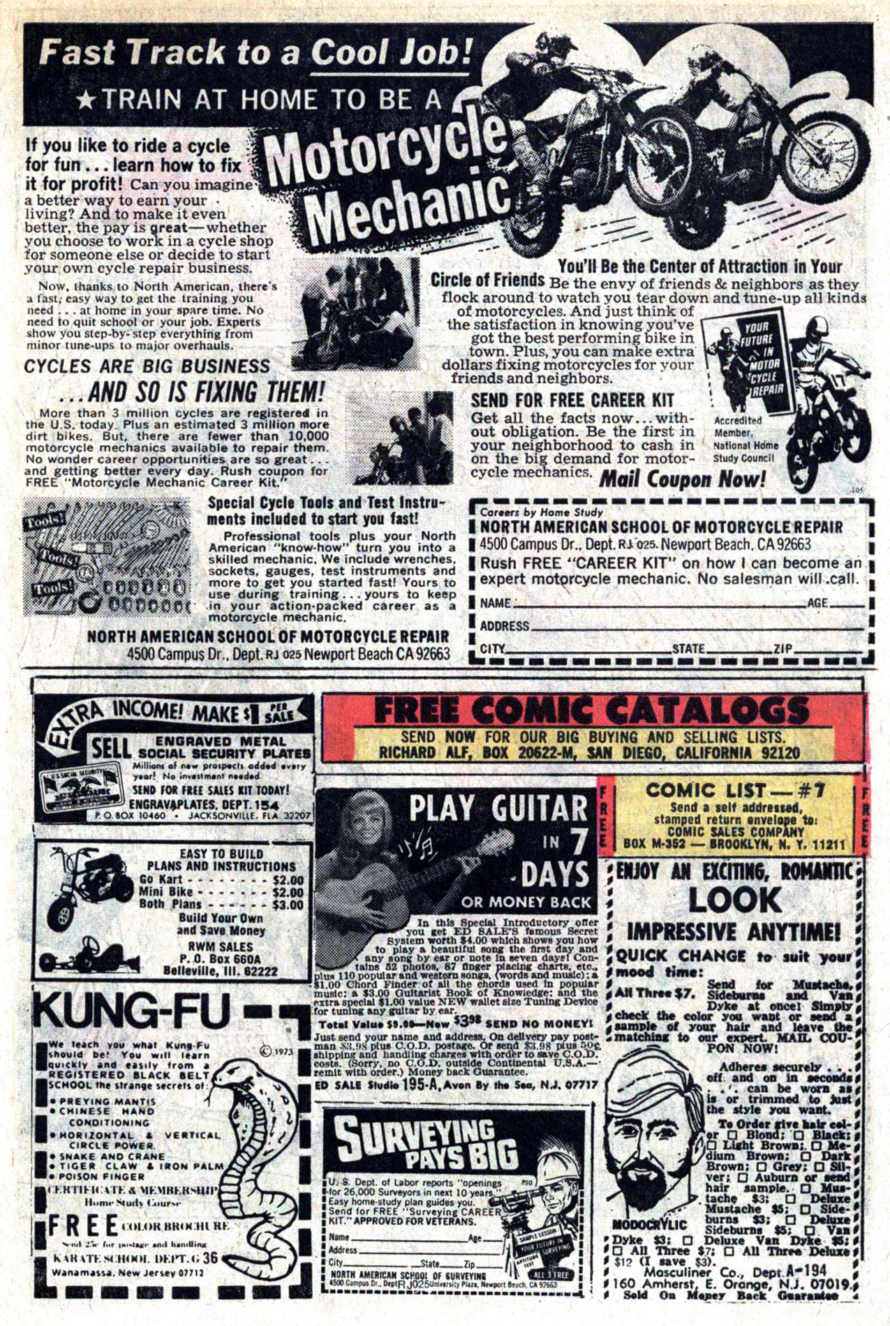 Read online Amazing Adventures (1970) comic -  Issue #30 - 27
