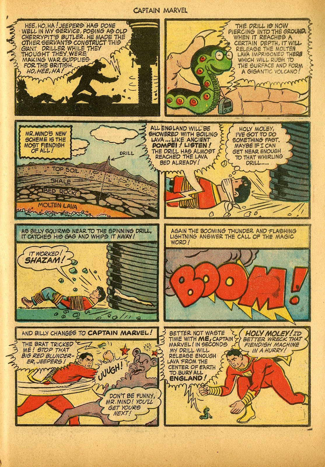 Captain Marvel Adventures issue 36 - Page 47