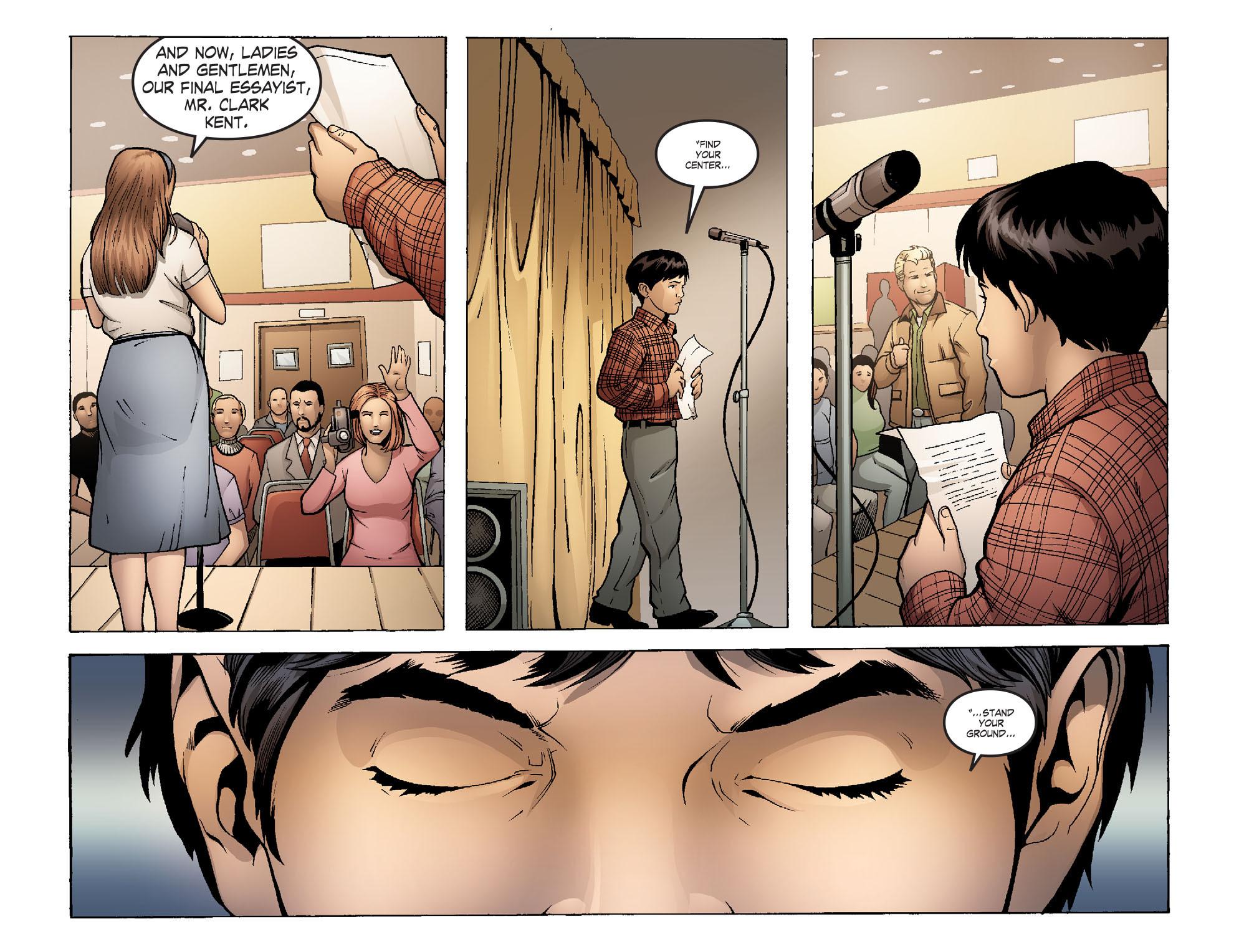 Read online Smallville: Alien comic -  Issue #1 - 7