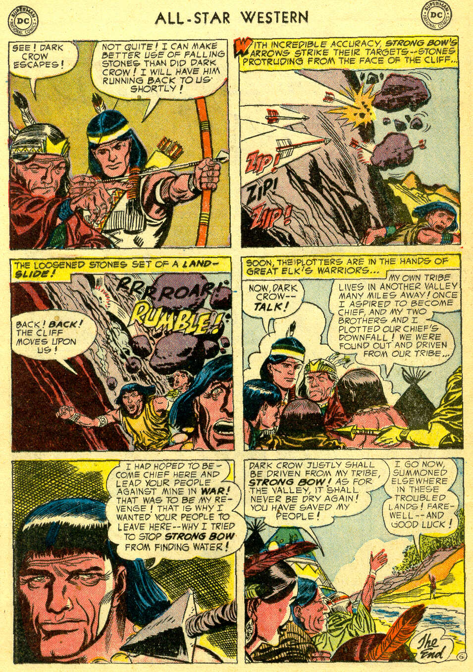 Read online All-Star Western (1951) comic -  Issue #78 - 16