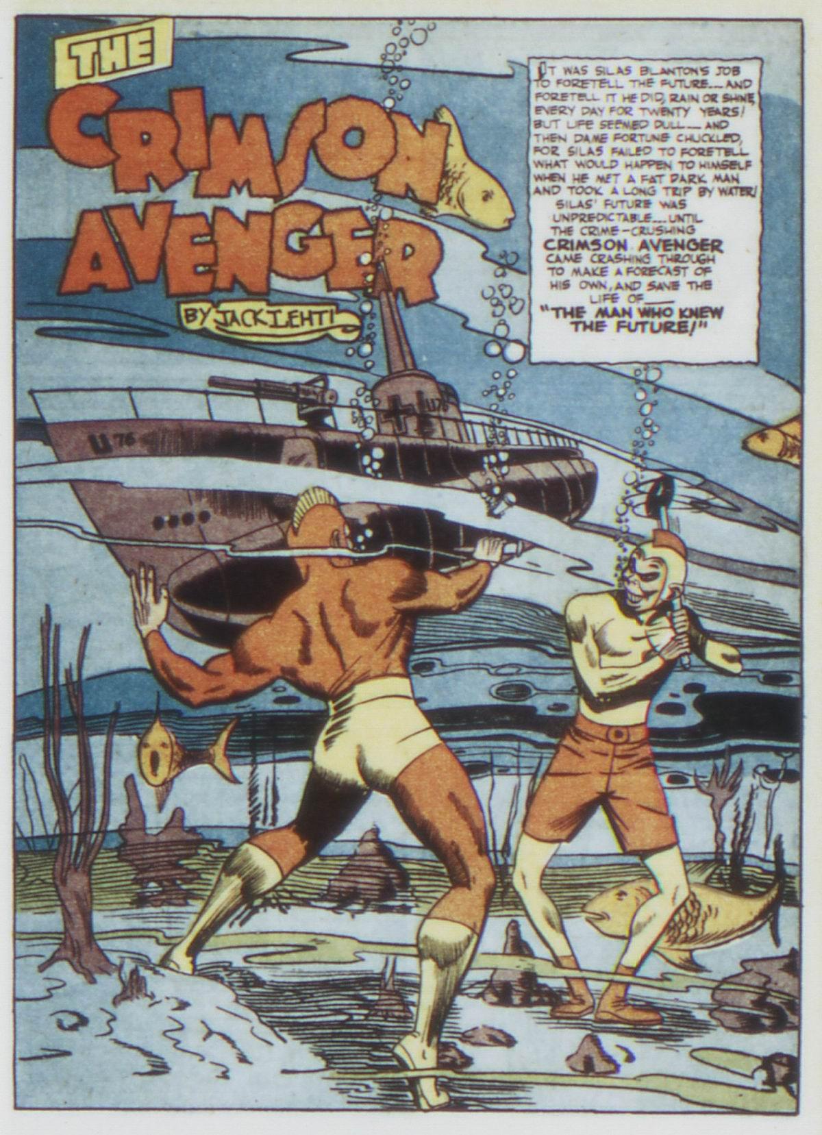 Read online Detective Comics (1937) comic -  Issue #75 - 31