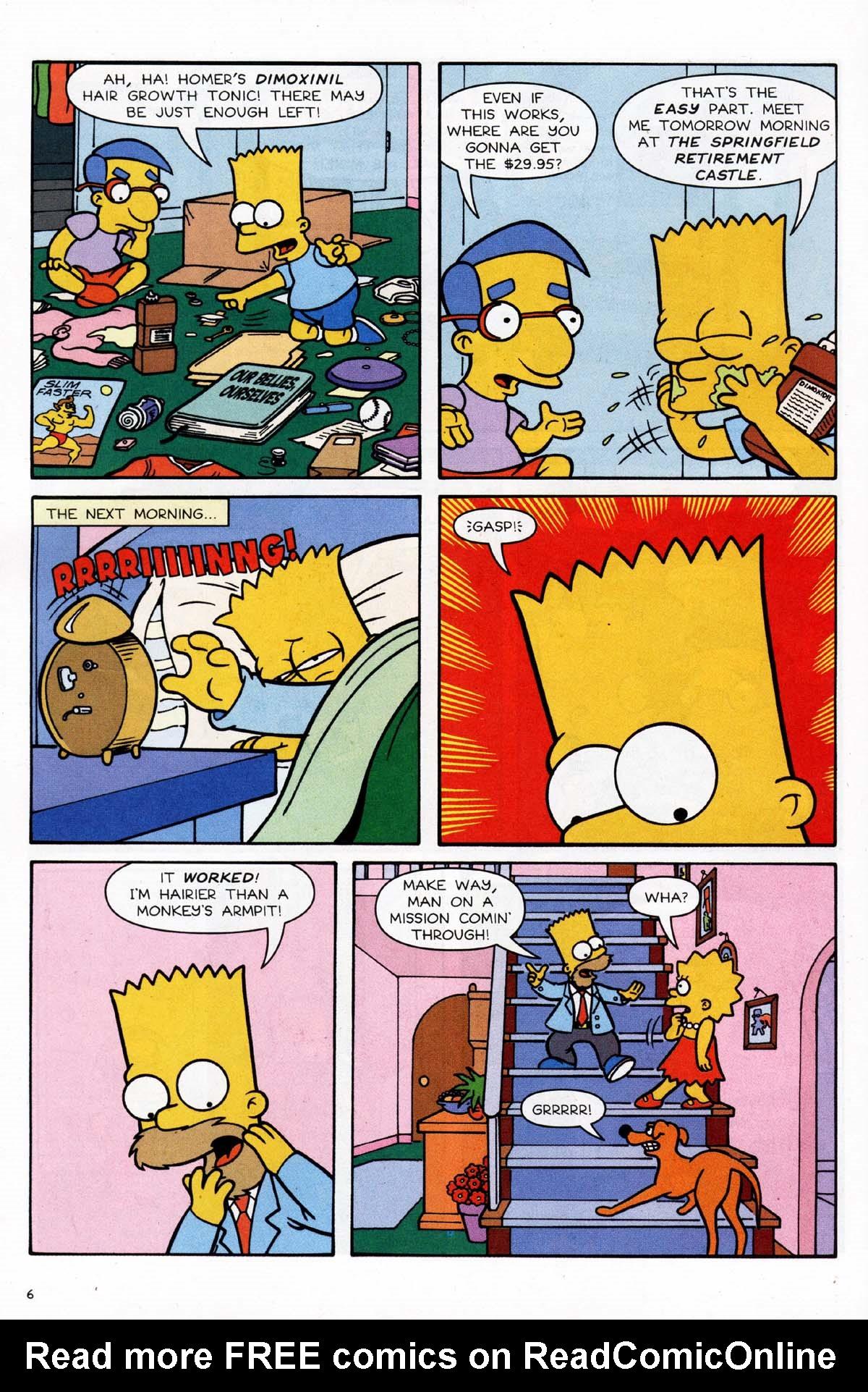 Read online Simpsons Comics Presents Bart Simpson comic -  Issue #10 - 7