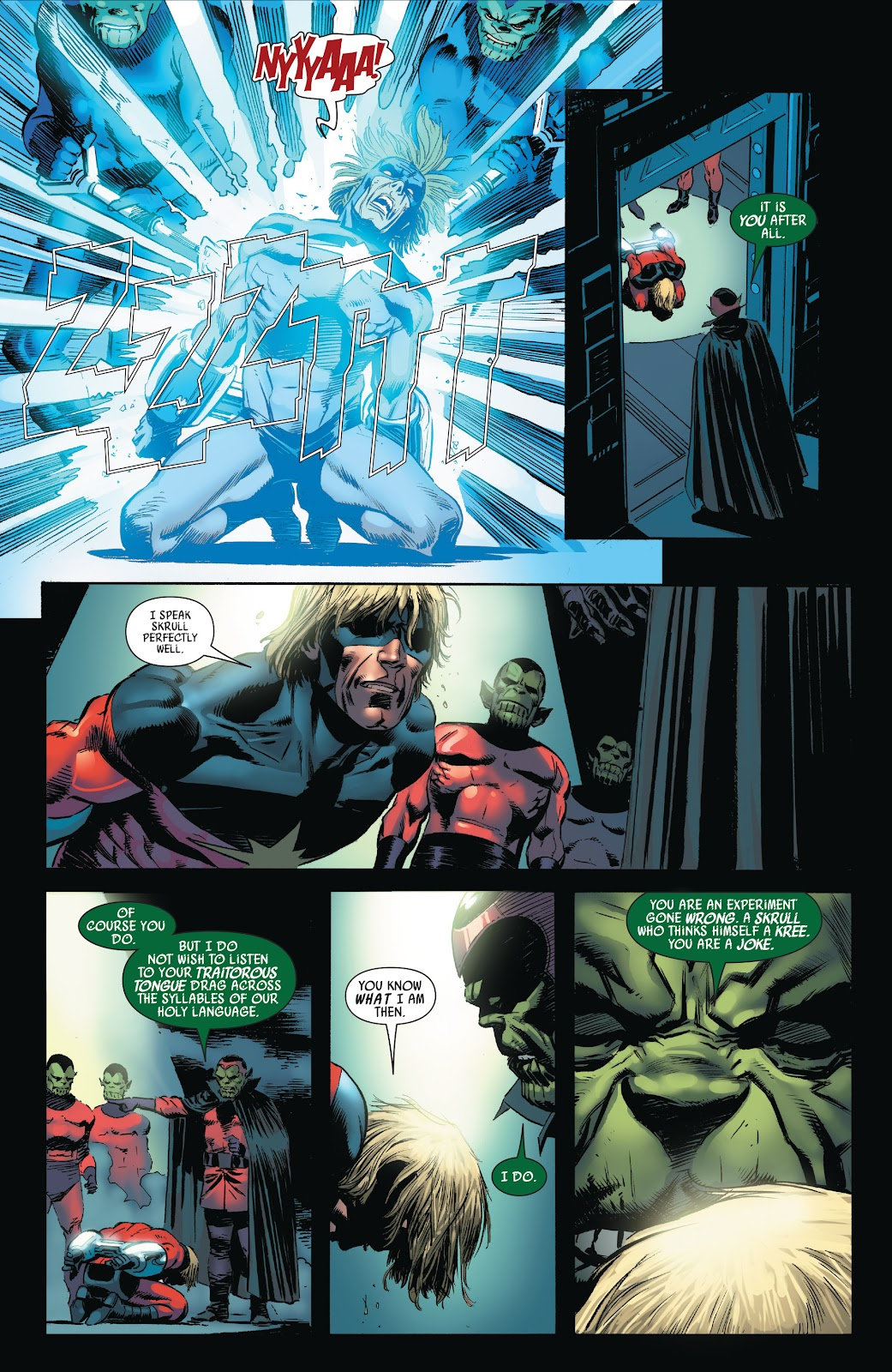 Read online Secret Invasion: Rise of the Skrulls comic -  Issue # TPB (Part 4) - 77