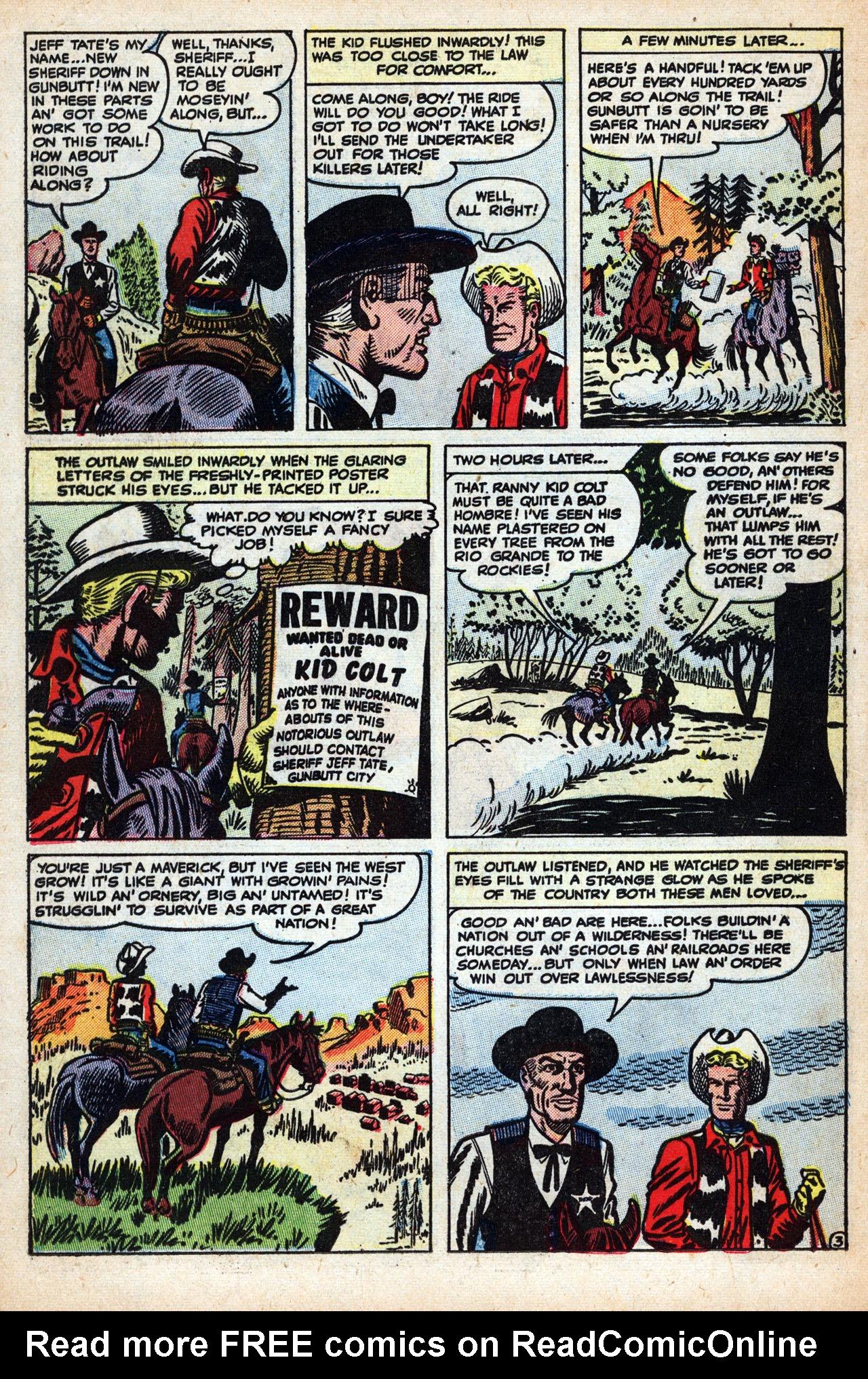 Read online Two-Gun Kid comic -  Issue #15 - 22