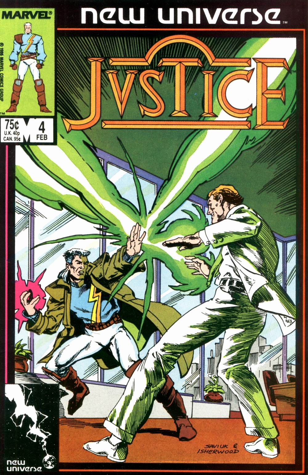 Justice (1986) 4 Page 1