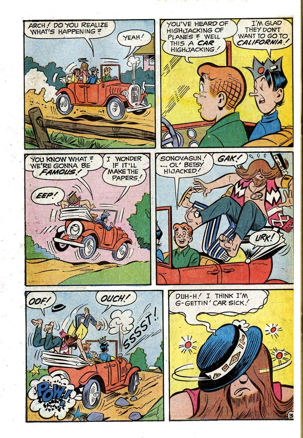 Read online Archie (1960) comic -  Issue #209 - 22