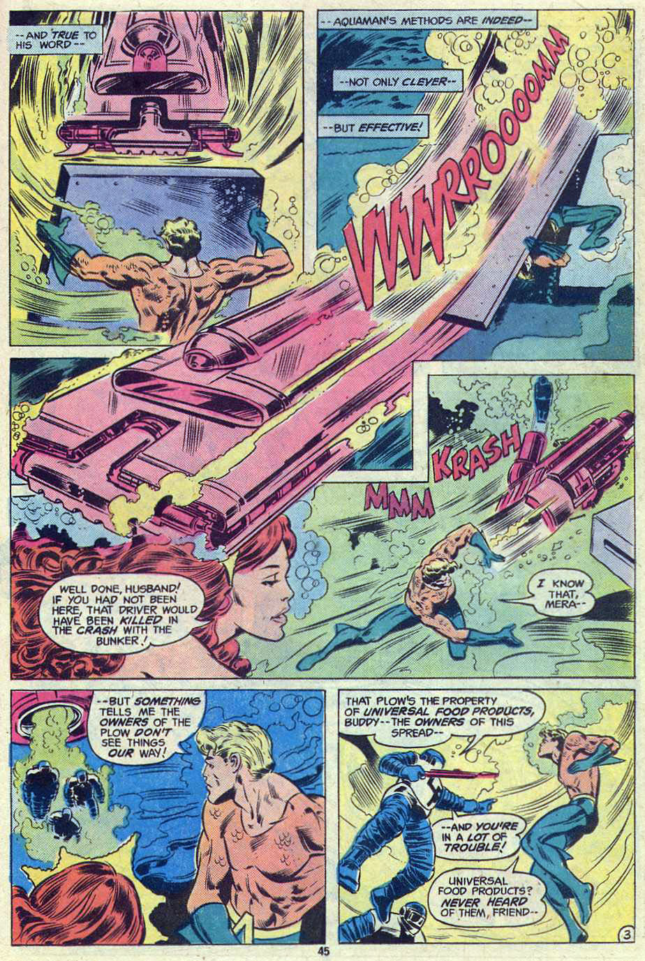 Read online Adventure Comics (1938) comic -  Issue #461 - 45