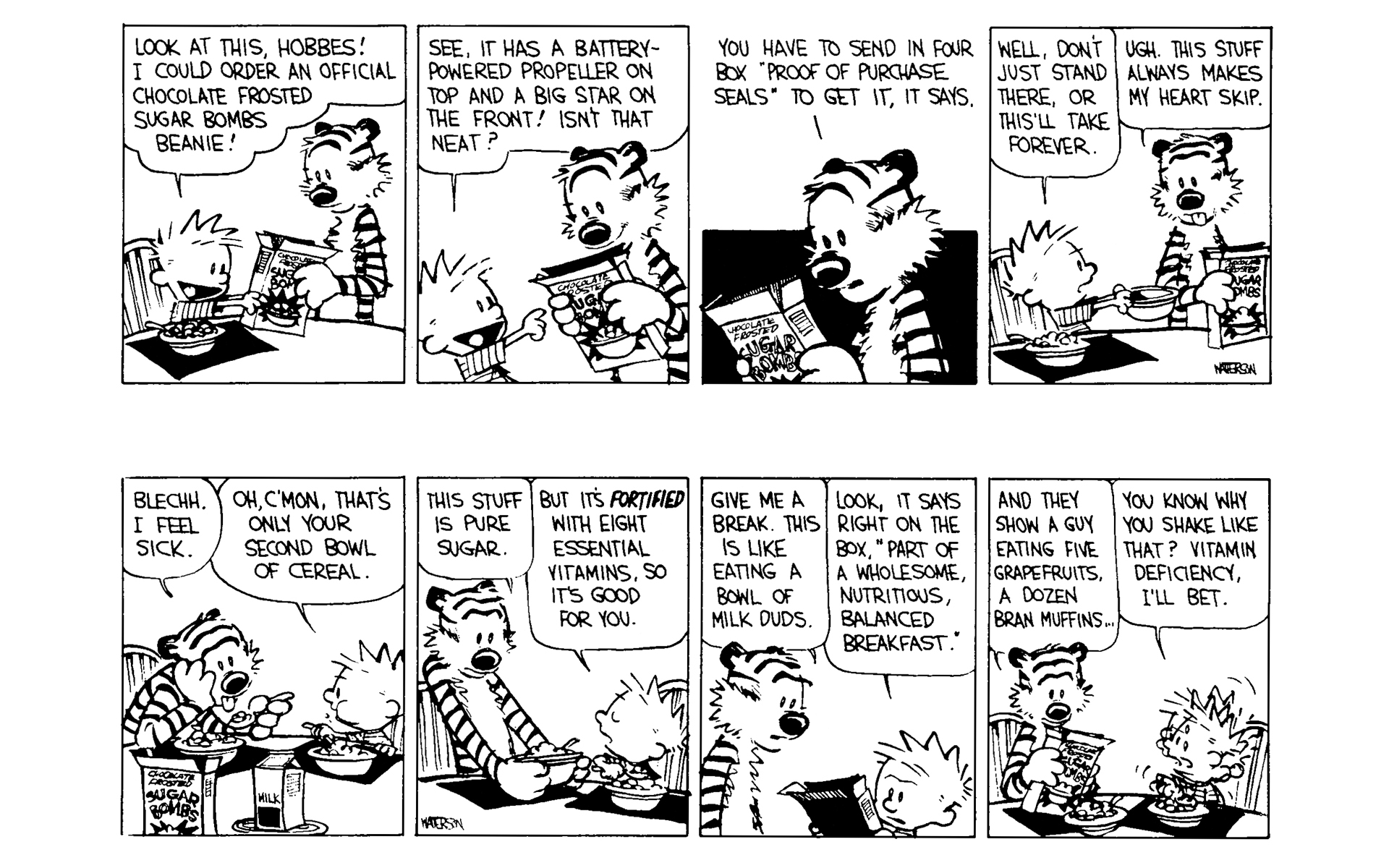 e7c271d8450 Calvin and Hobbes  5 - Read Calvin and Hobbes Issue  5 Page 58