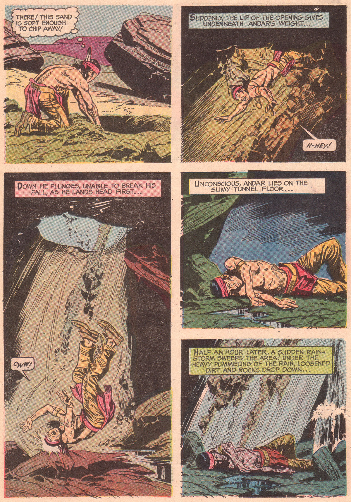 Read online Turok, Son of Stone comic -  Issue #56 - 26