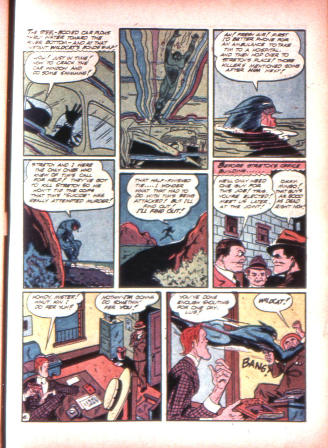 Read online Sensation (Mystery) Comics comic -  Issue #17 - 61